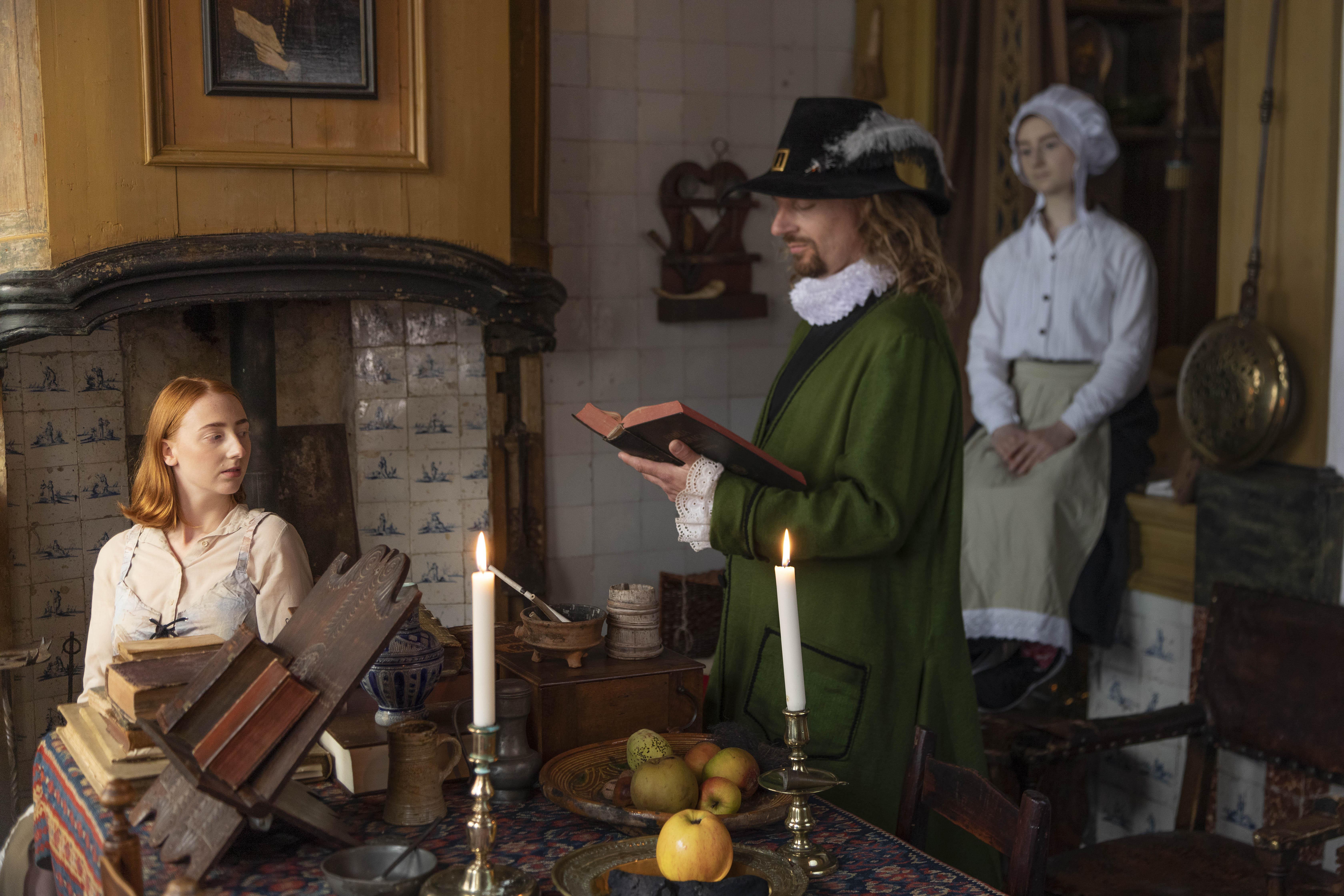 Leidse amateurfotografen gaan terug in de tijd: pilgrimexpositie bij BplusC