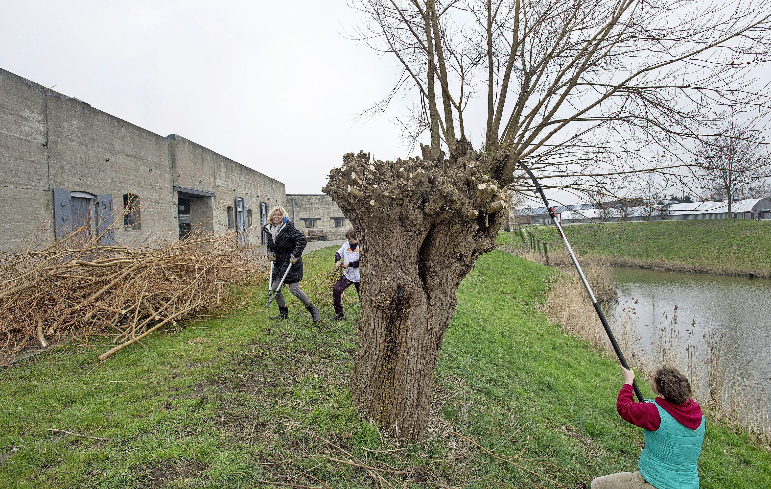 Zo zou Haarlemmermeer van het aardgas kunnen gaan; warmte uit de fortgracht en andere plannen
