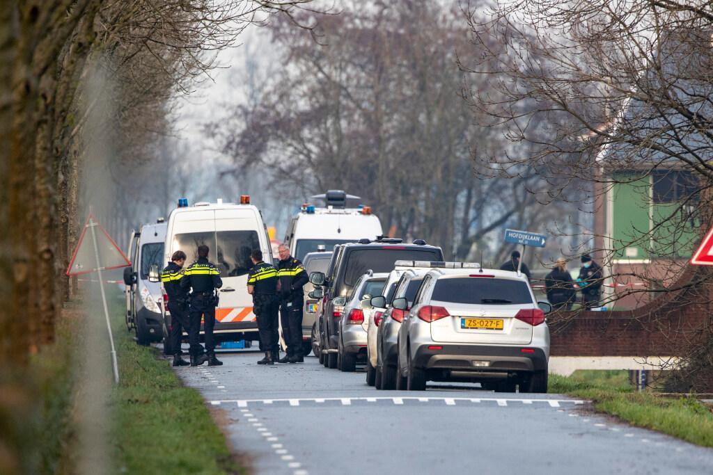 Vrouw uit Leiden en drie Fransen vast voor dood 66-jarige man uit Oud Ade