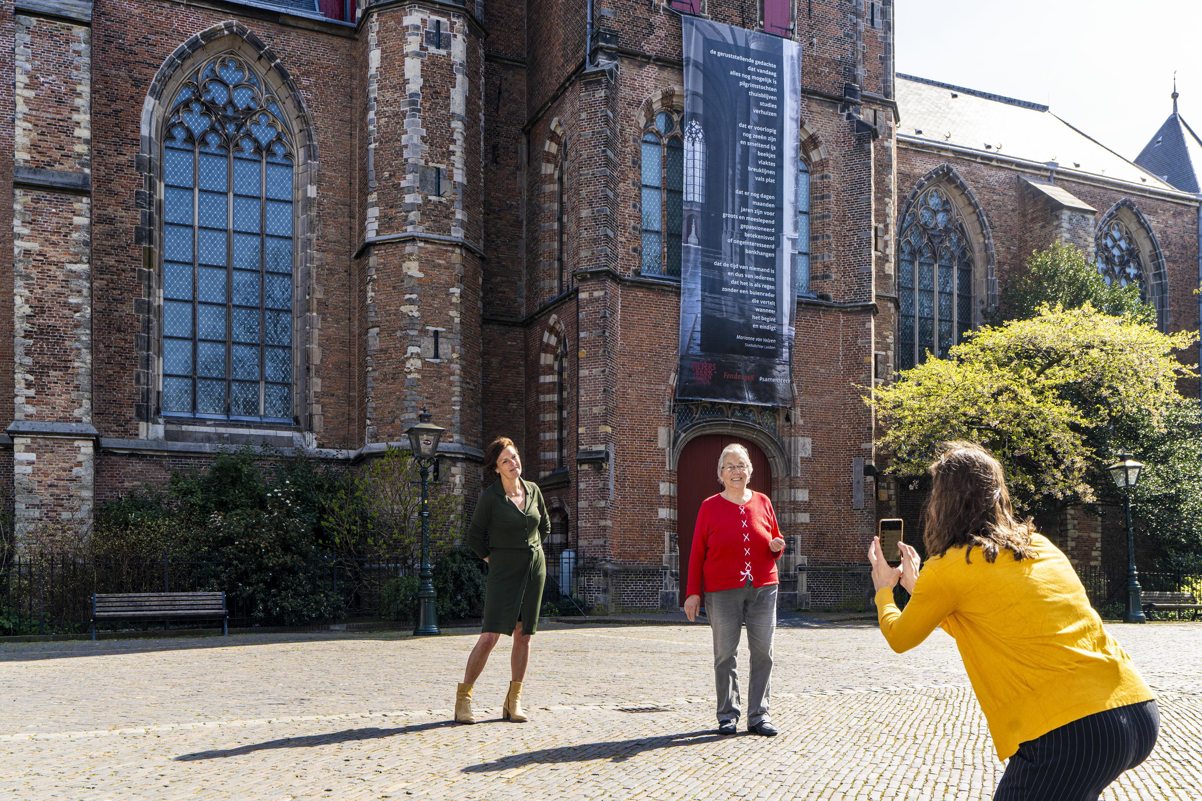 Geen Matthäus Passions deze week in Leiden: financiële strop voor de Pieterskerk