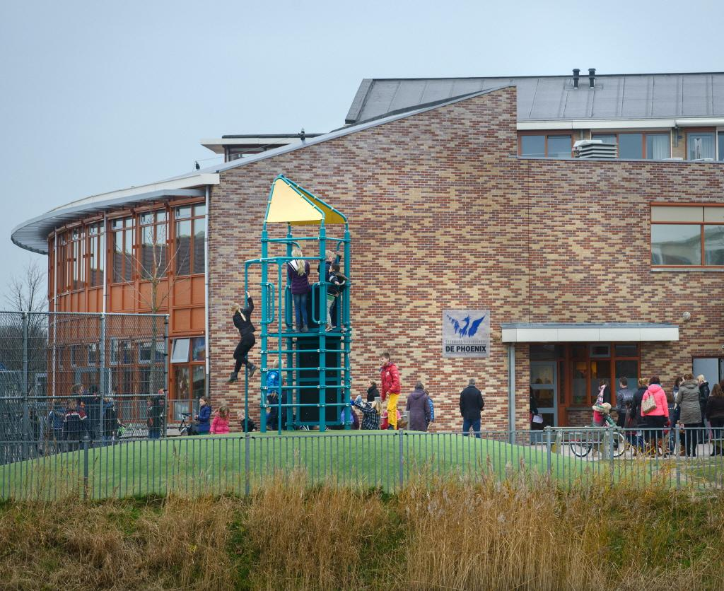 Frisse lucht voor basisscholen Koolvlet en Phoenix Broek op Langedijk