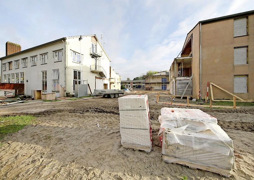Thuishuis in Winkel voor eenzame ouderen is over een half jaar gereed, de eerste bewoners hebben zich inmiddels aangemeld