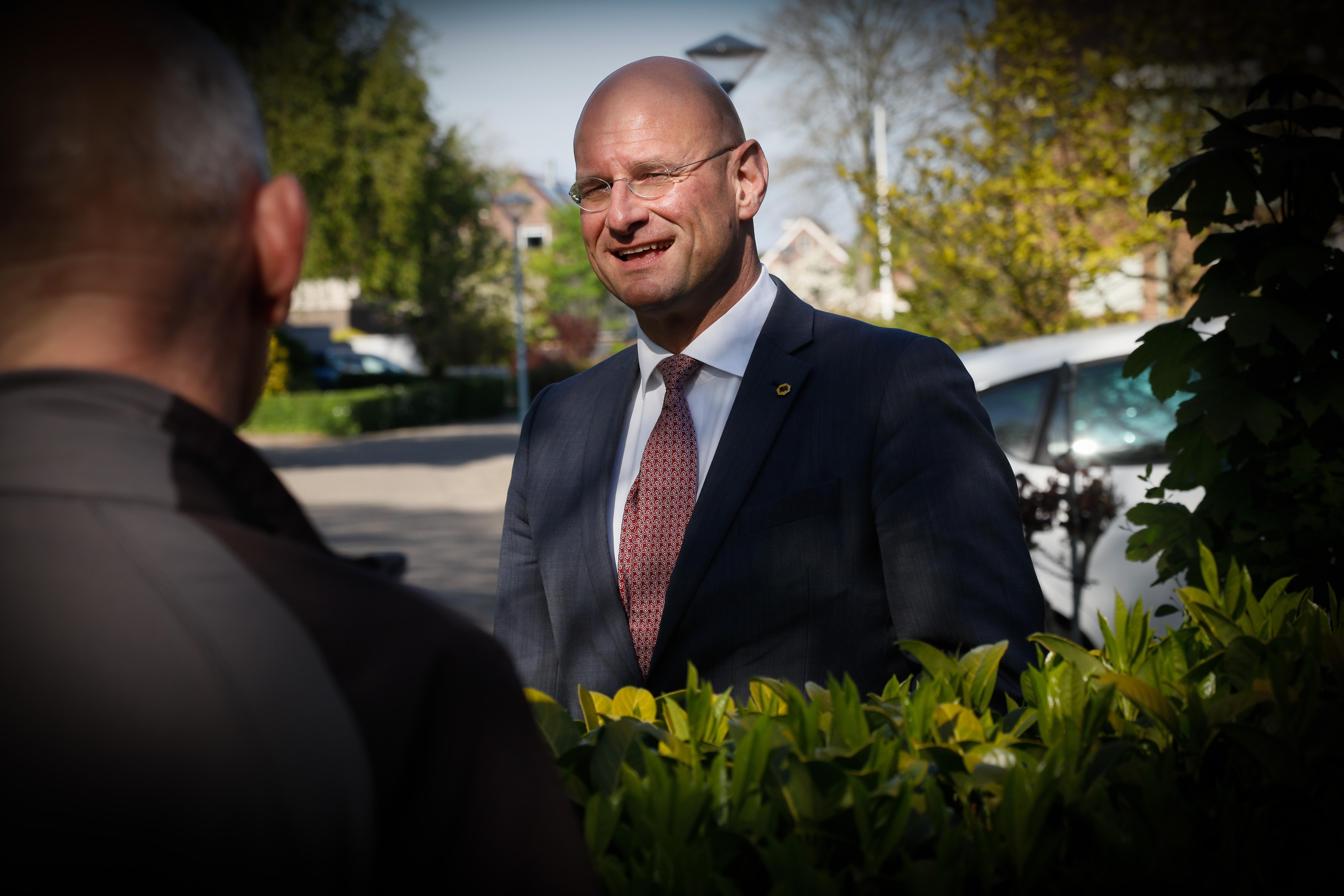 Vicevoorzitter Veiligheidsregio Noord-Holland Noord: 'Burgers hebben Koningsdag waardig gevierd'