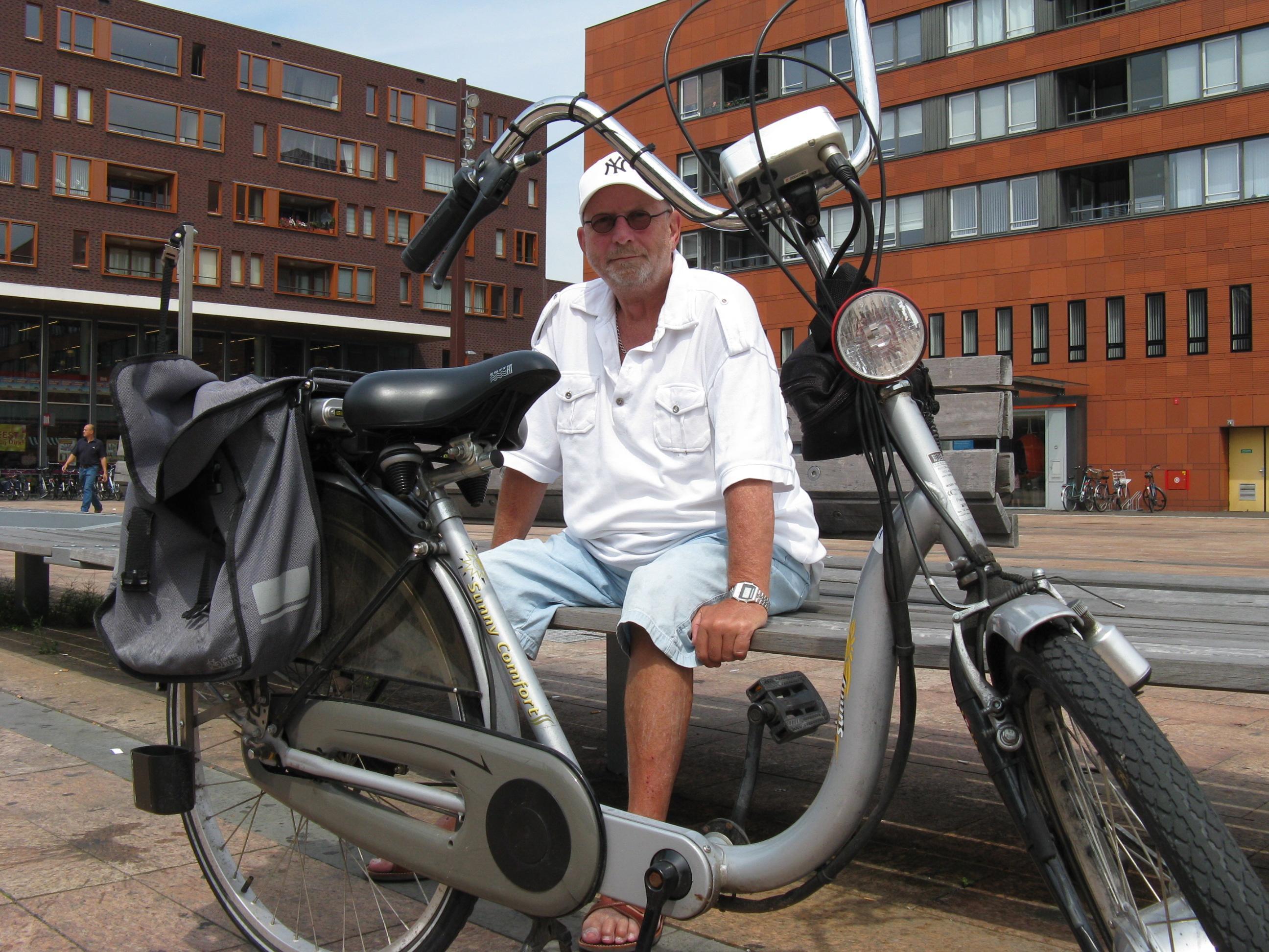 Studenten onderzoeken fietsparkeren in Hoofddorp