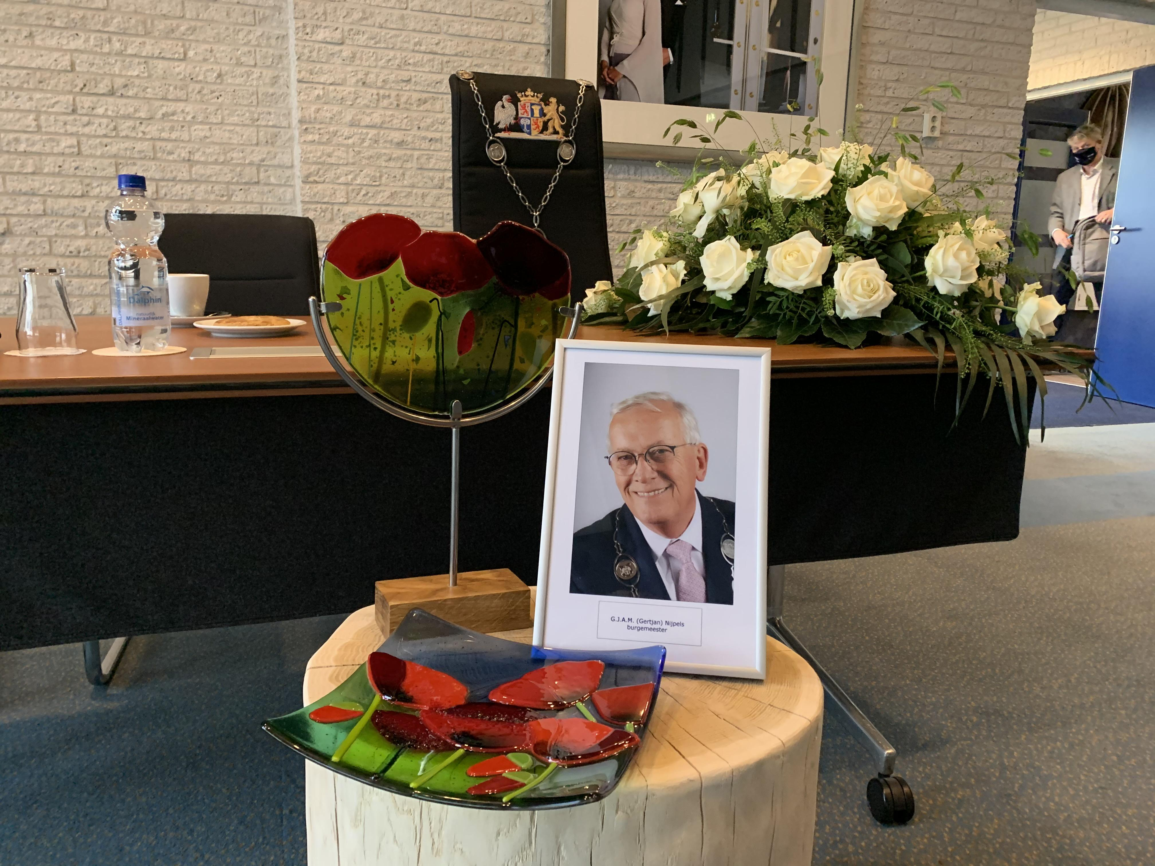 Nijpels postuum benoemd tot ereburger van Opmeer