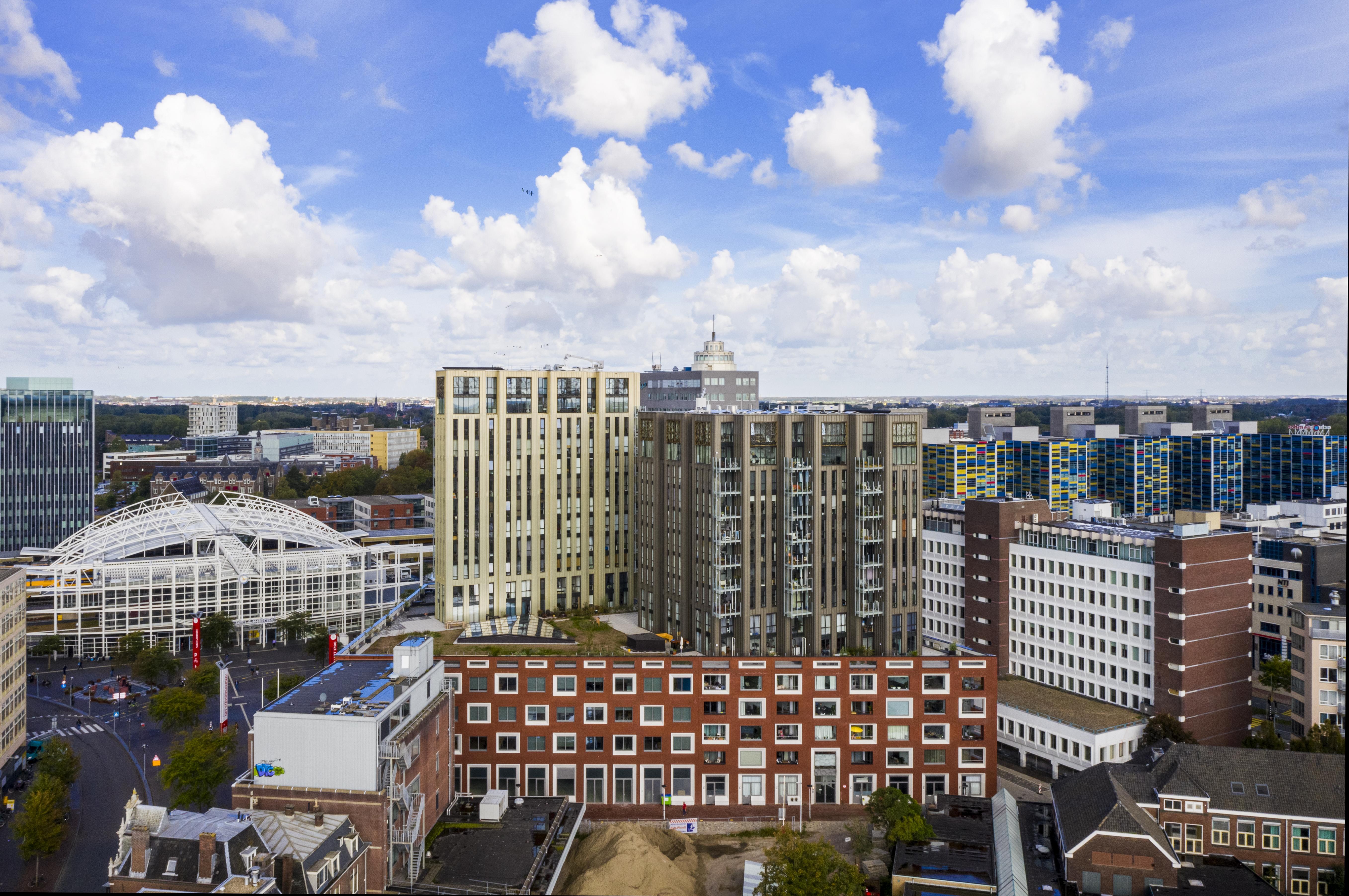 Waar komen de duizenden nieuwe woningen in Leiden? Bekijk het op de kaart