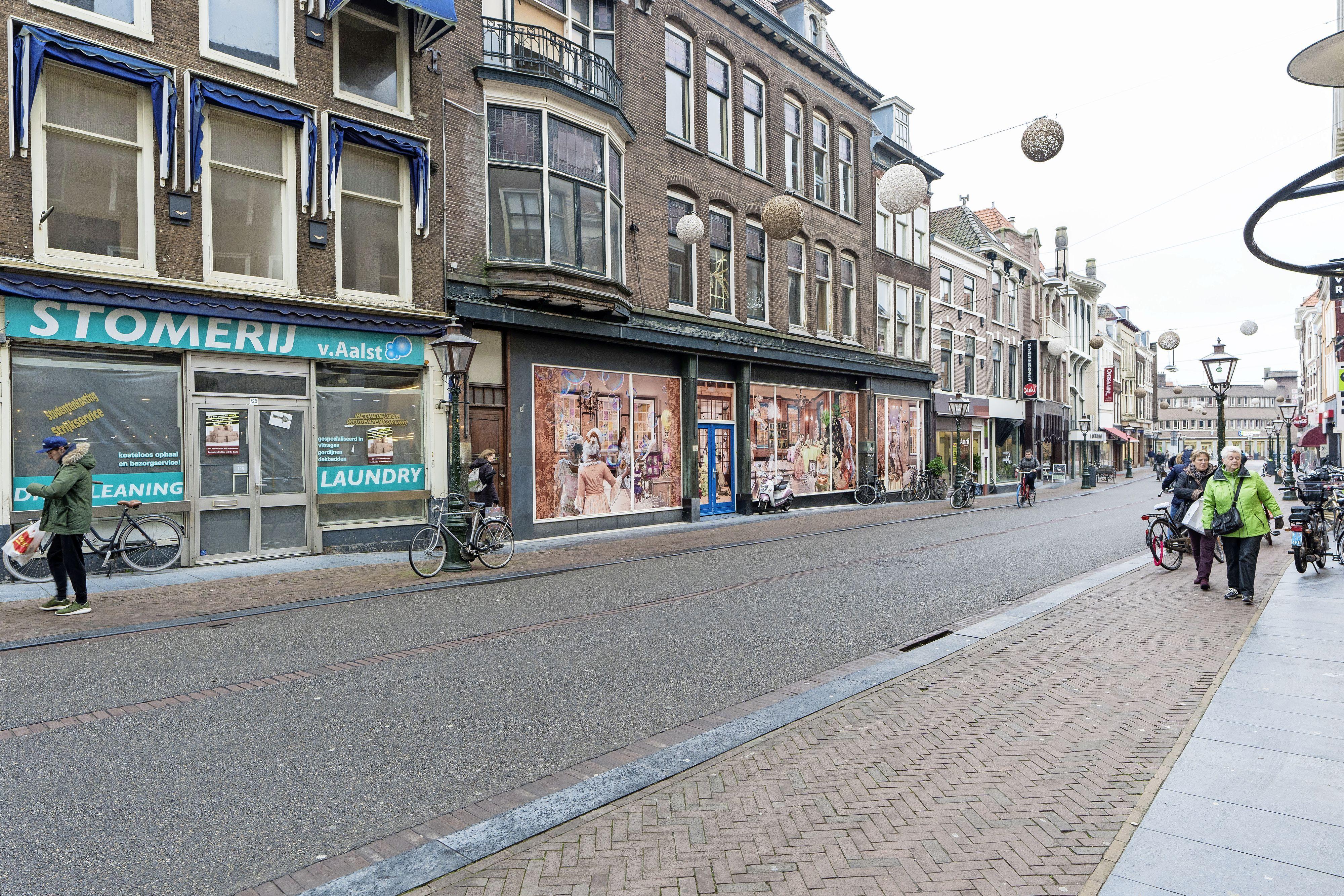 Leiden huurt fietsenkelder van Oudendal op Breestraat voor 90.000 euro per jaar