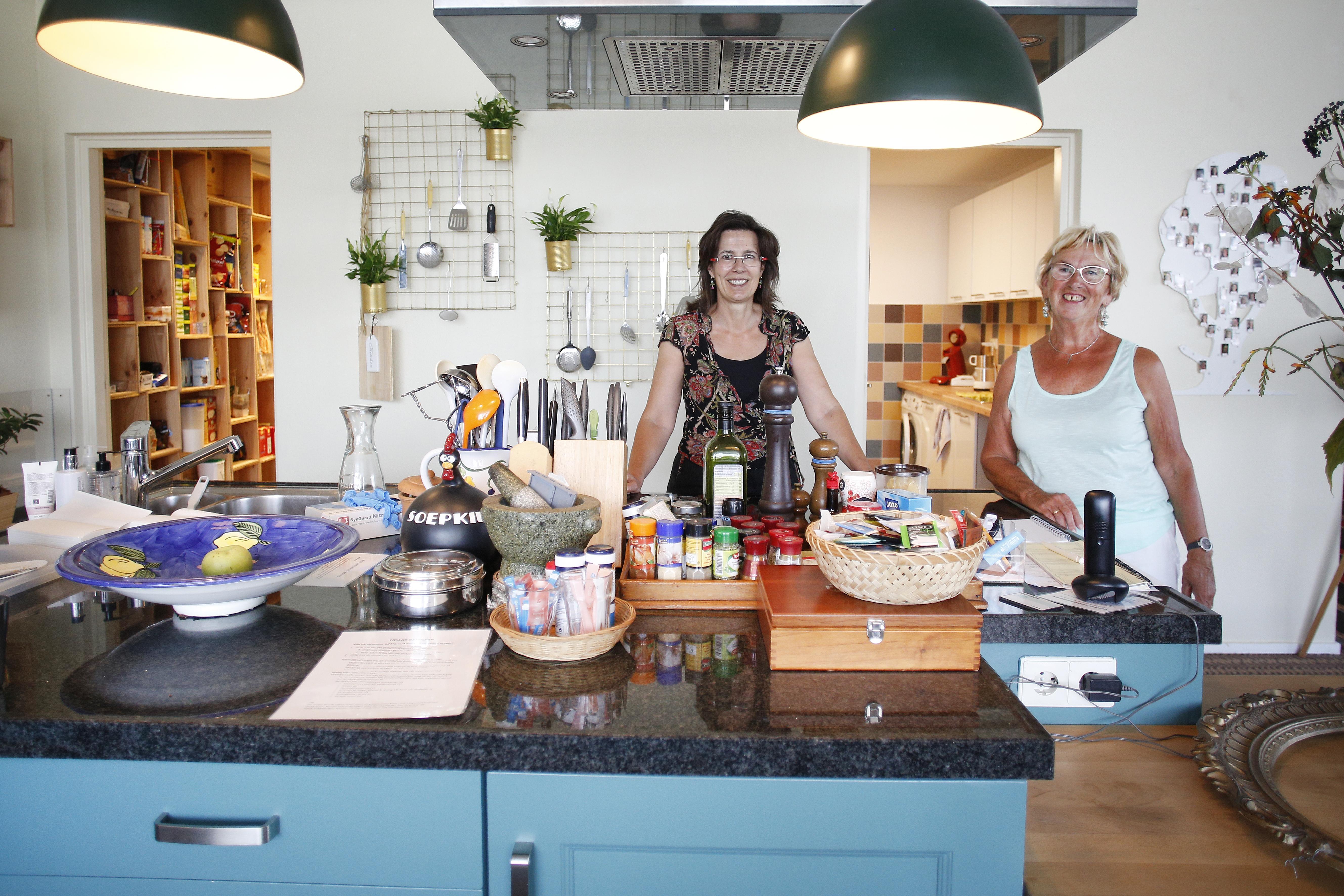 Wandelen, koken en praten met lotgenoten die hun partner verloren door kanker. Viore in Hilversum start contactgroep