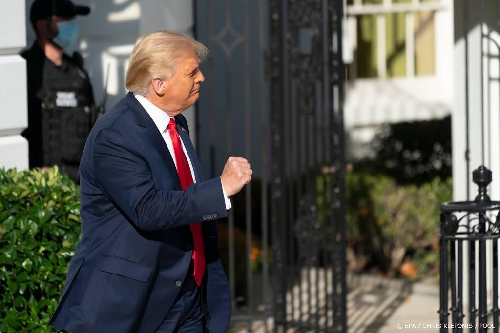 Trump geeft alsnog noodhulp aan Californië na bosbranden