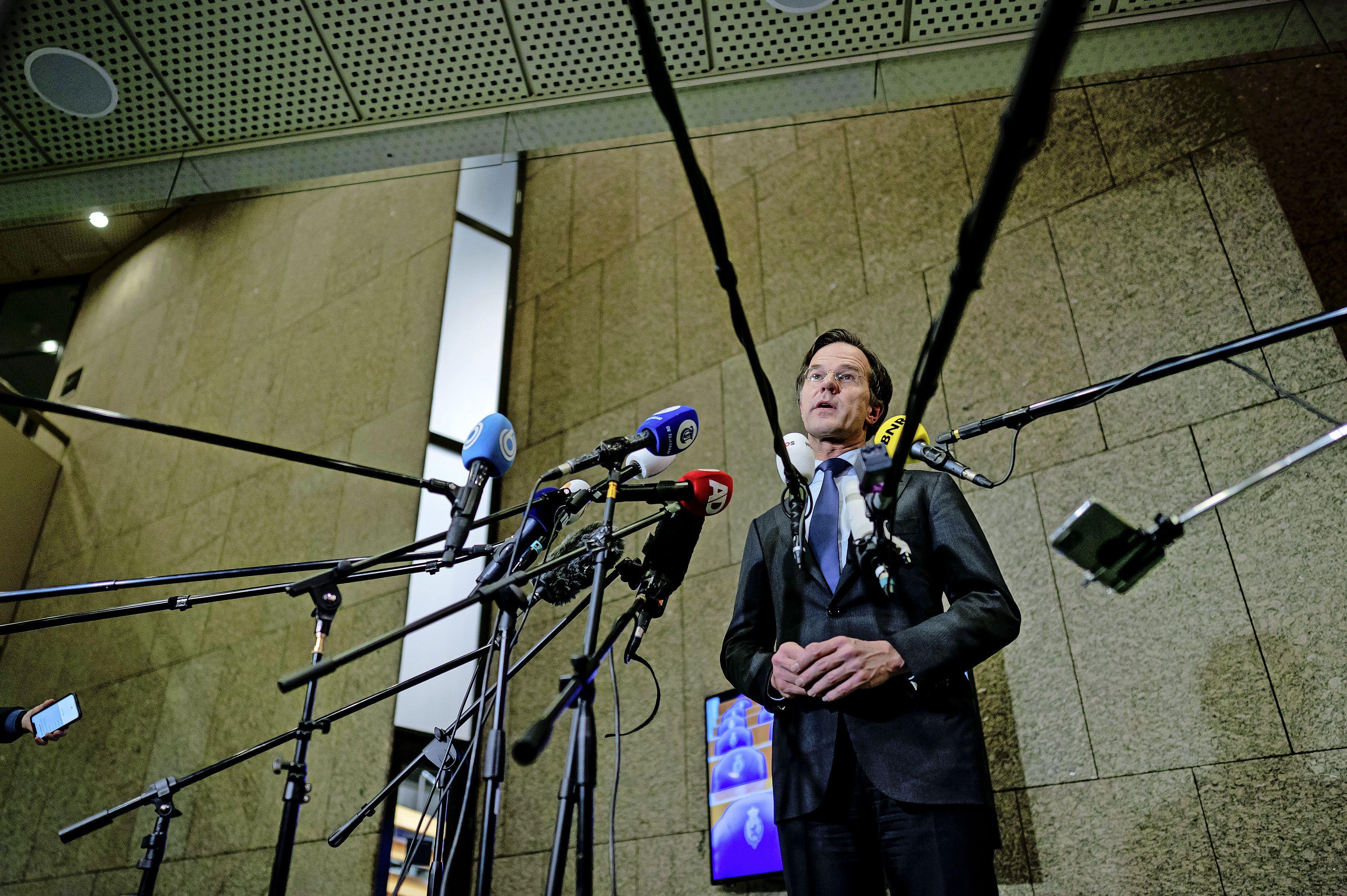 VVD en D66 hebben sleutels in handen nu uitslag deels bekend is