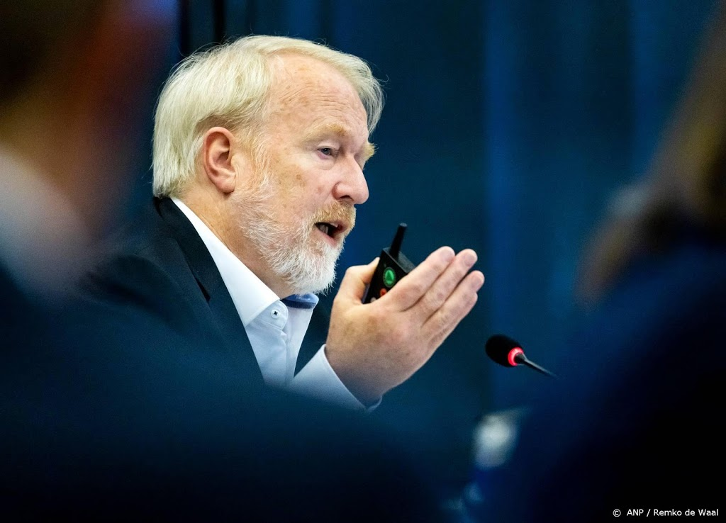 Eredoctoraat voor RIVM-baas Jaap van Dissel