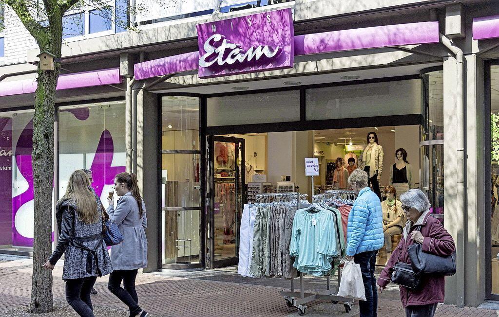 Winkelketens Miss Etam en Steps failliet verklaard