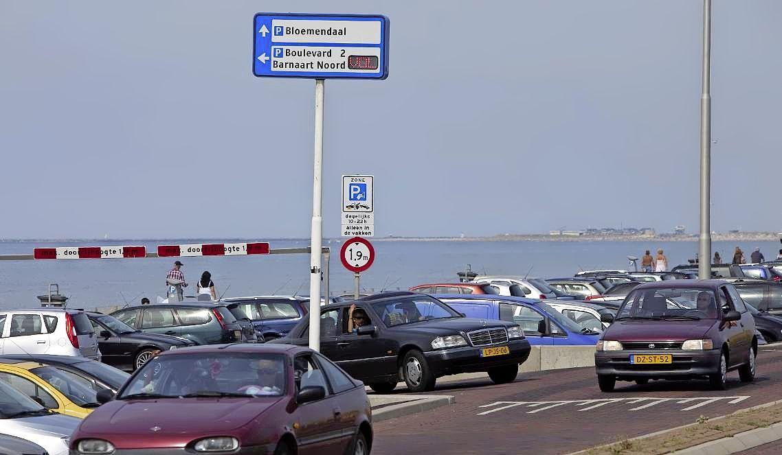 Digitaal parkeersysteem Zandvoort blijft onder ouderen voor problemen zorgen