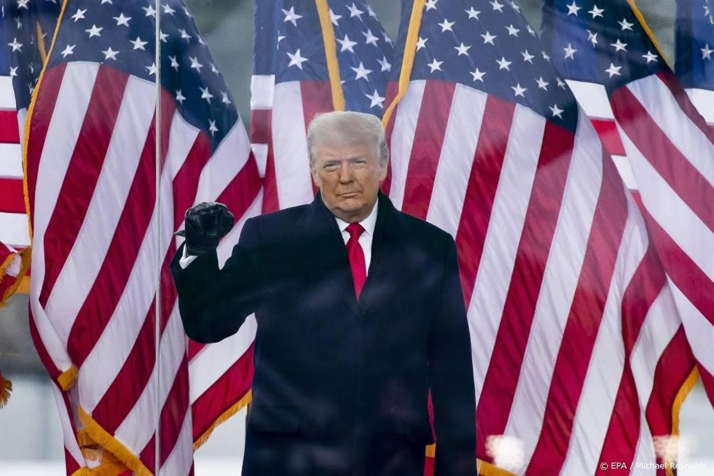 'Trump in 2024 Republikeinse presidentskandidaat als hij wil'