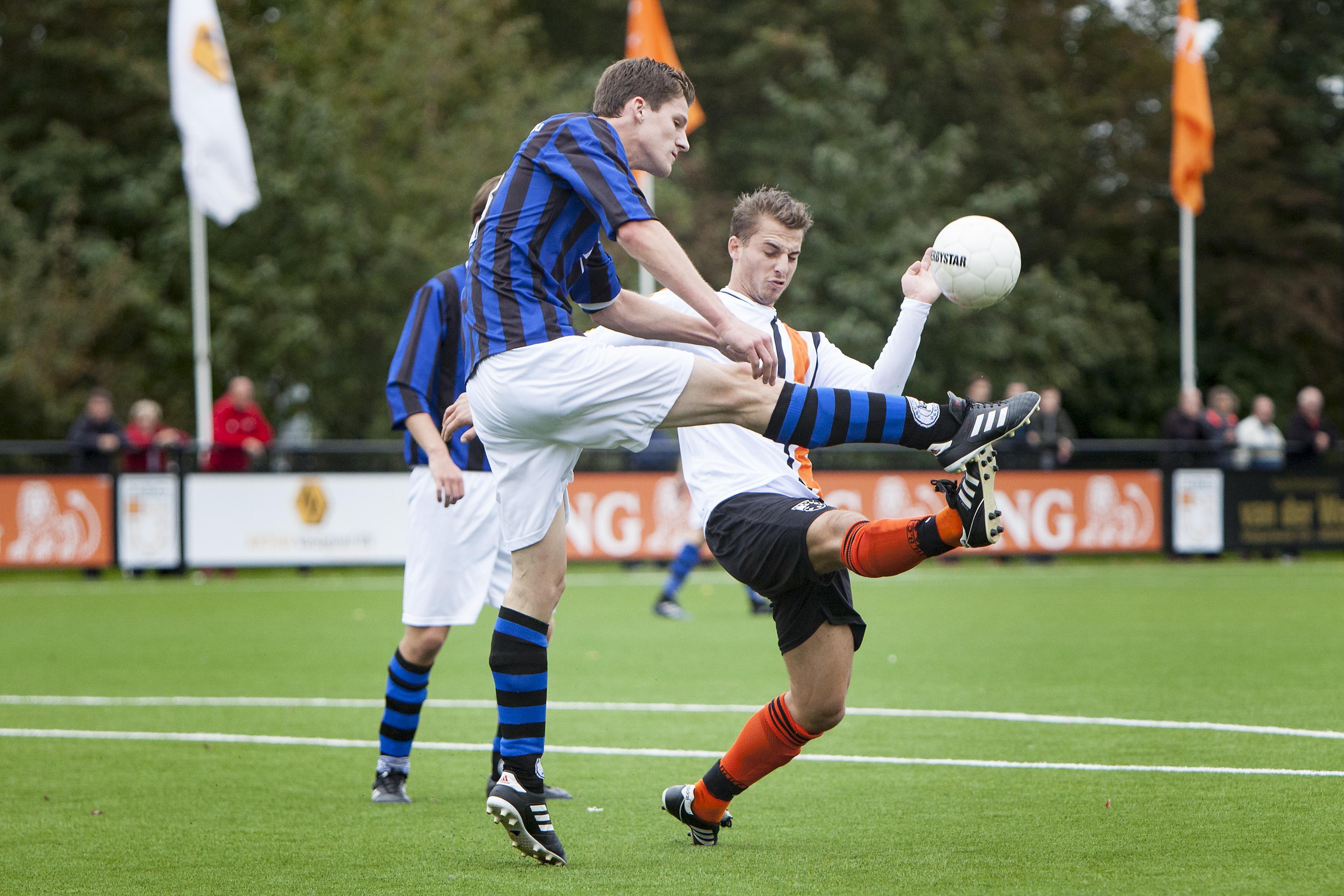 HBC terechte winnaar in derby tegen RCH