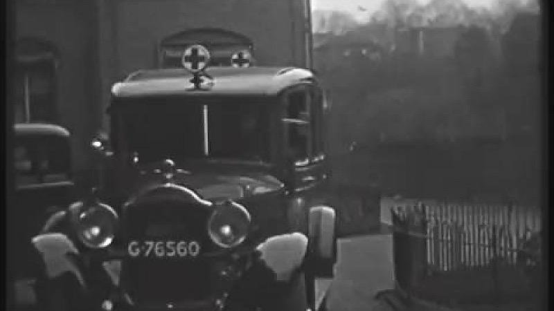 Bewegend Verleden: Ziekenhuis De Mariastichting in Haarlem, 1931 [video]