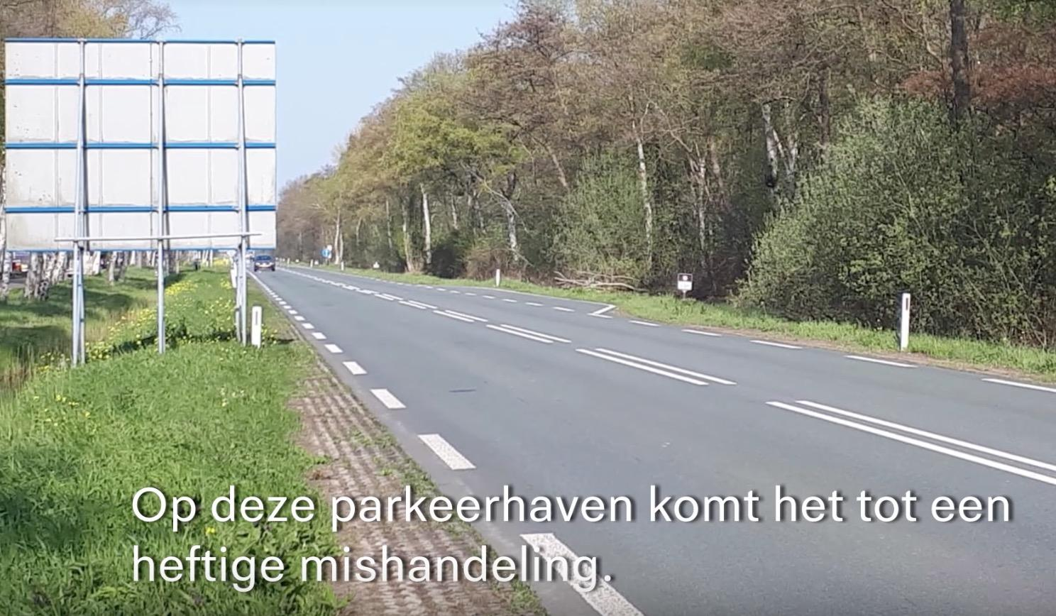Automobilist ernstig mishandeld na botsing in Kortenhoef [video]