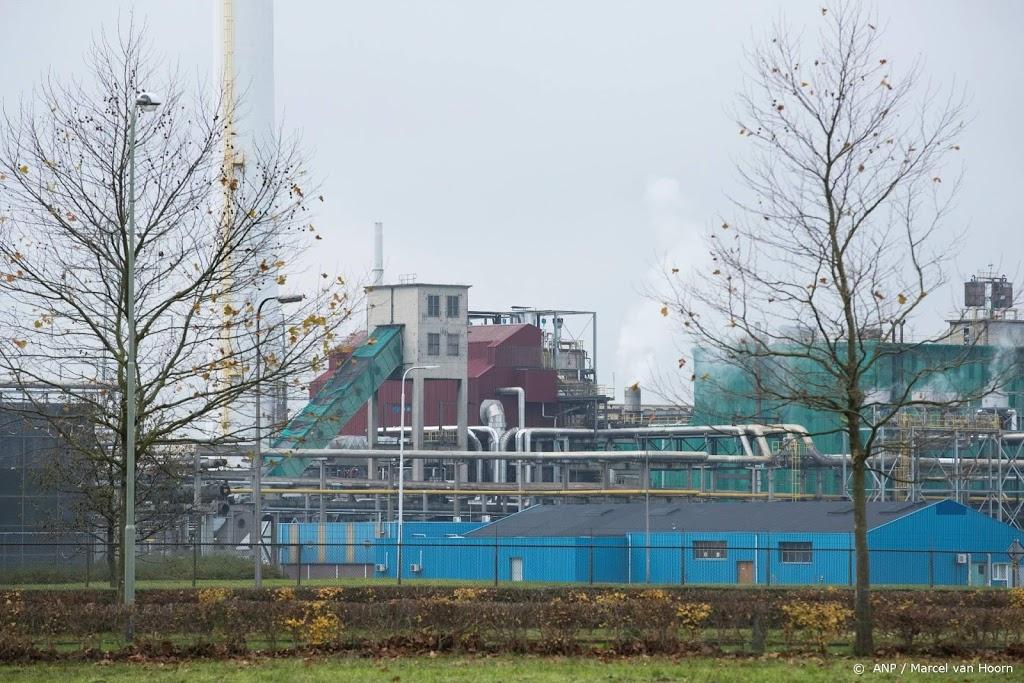 Lek Chemelot blijkt lossen ammoniak door schip
