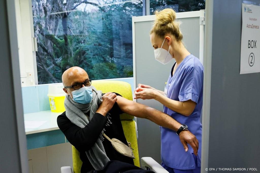 Frankrijk op koers voor 15 miljoen gevaccineerden eind juni