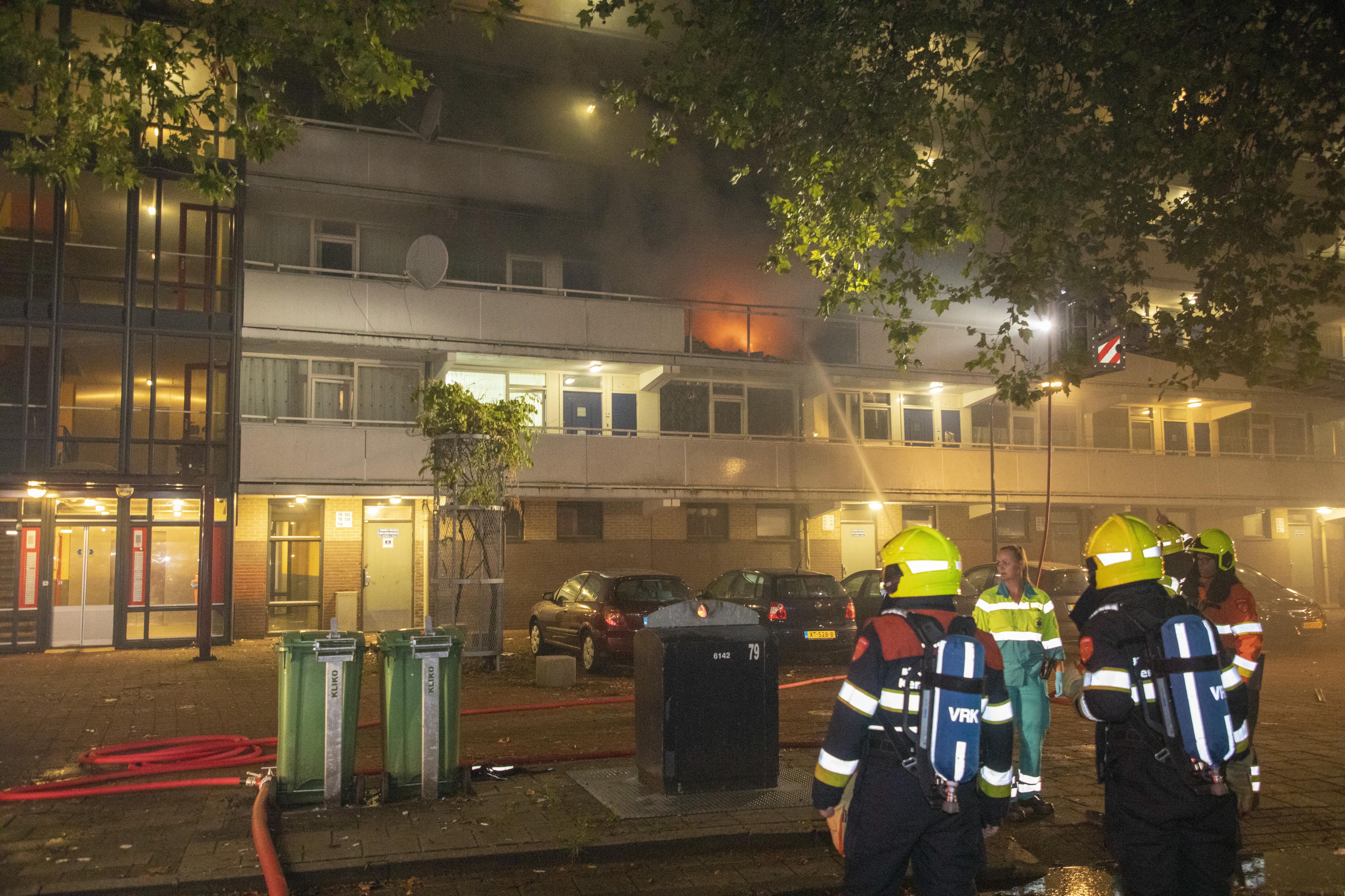 Live uit de rechtszaal: Dag twee van de rechtszaak tegen man die volgens OM zijn zwangere vrouw wurgde en flat in brand stak, Haarlemmer hoort strafeis