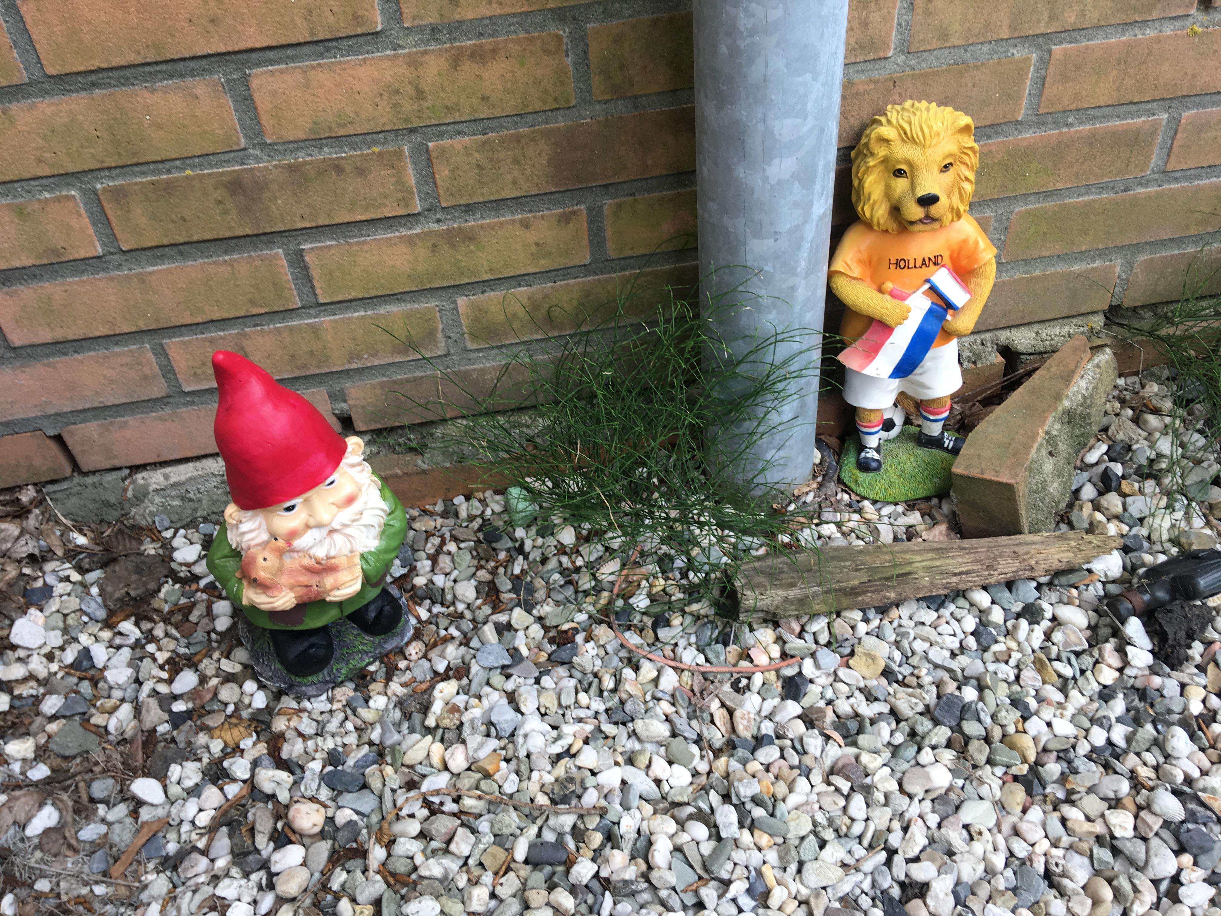 Column | Mysterieuze tuinkabouters in mijn tuin: een boze ex, het tuinkabouterbevrijdingsfront of gewoon mijn moeder?