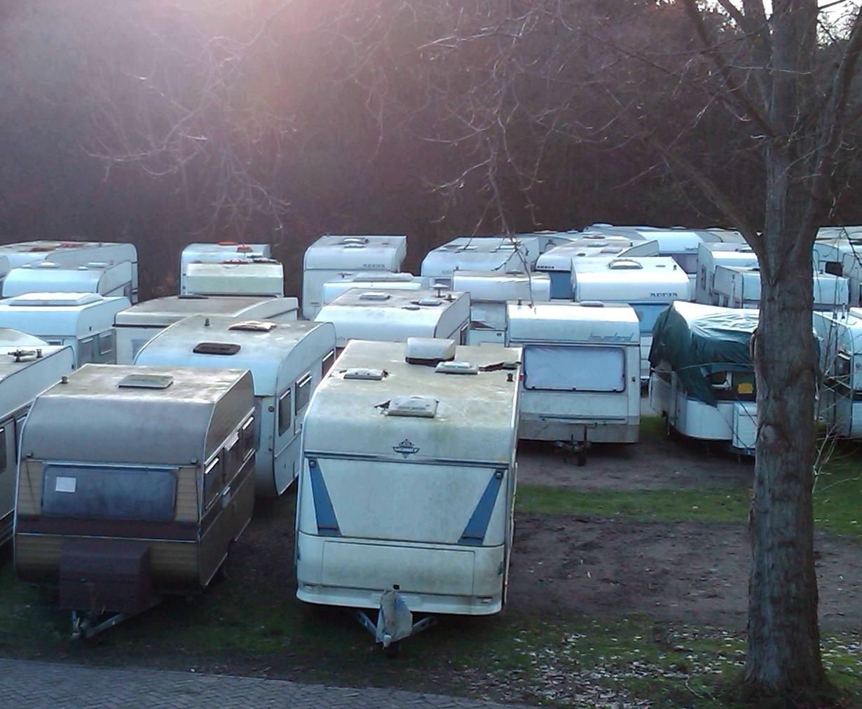 Leuk, die nieuwe caravan, maar waar stal ik 'm? Meer kampeerwagens verkocht dan er plek is, maar ook sluiten grote stallingen.