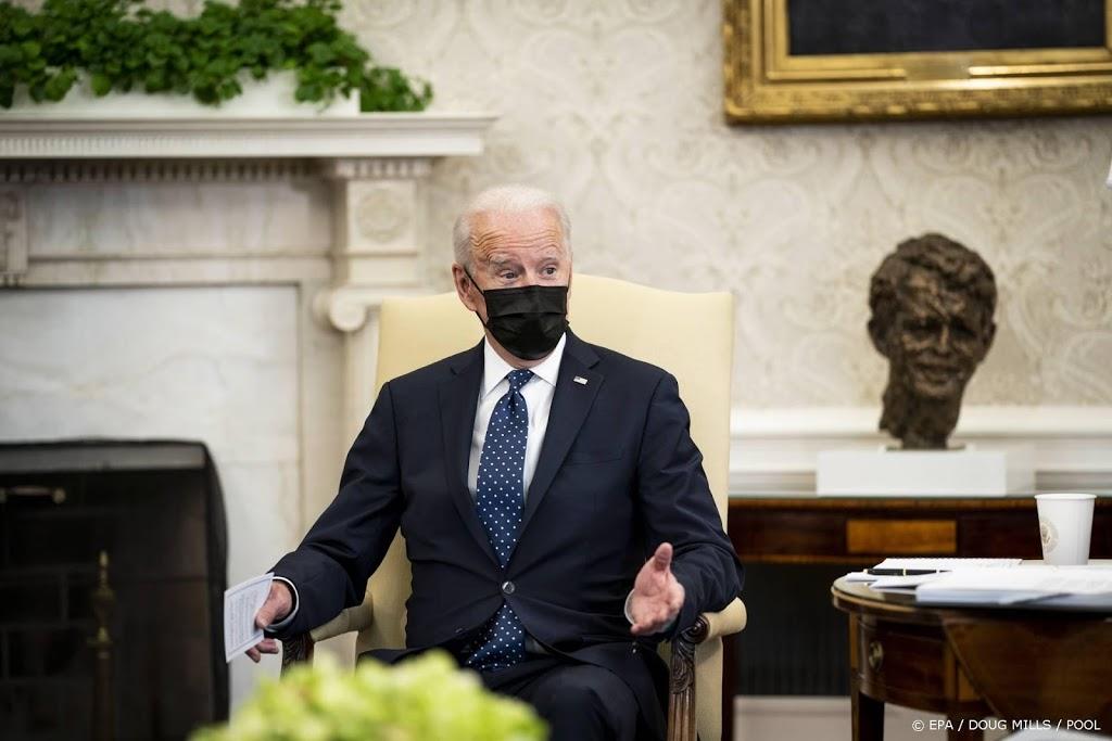 President Biden: bewijs in zaak George Floyd overweldigend