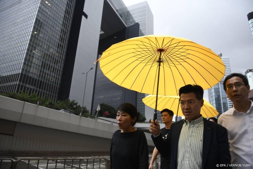 Eerste Hongkonger staat terecht voor overtreden veiligheidswet