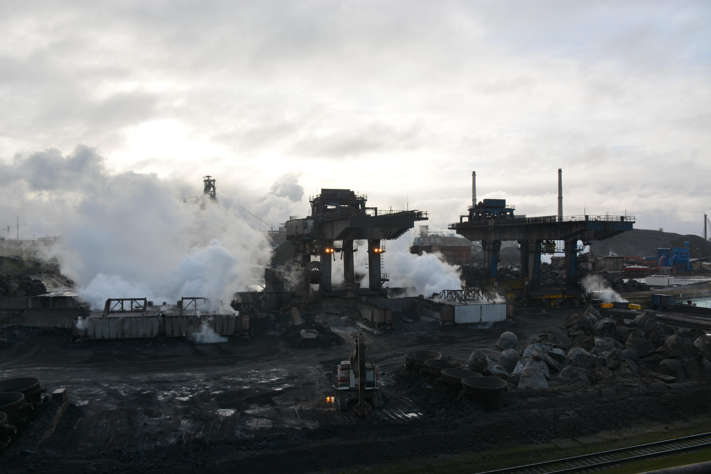 Vóór de grafietregens was 35% van omwonenden Tata Steel al bezorgd over gezondheidsrisico's