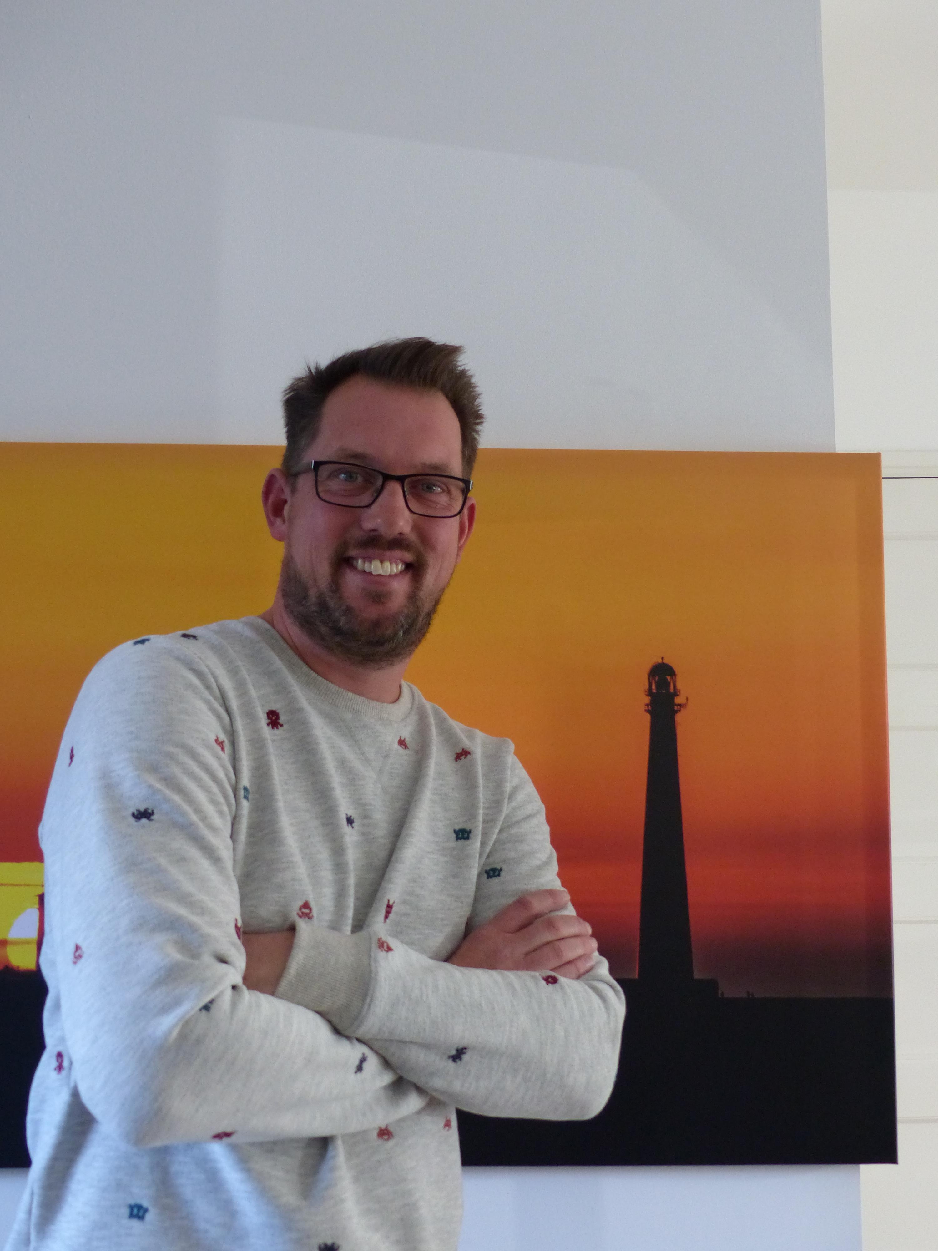 Via zijn foto's laat Jeffrey Bakker zijn liefde voor Den Helder spreken