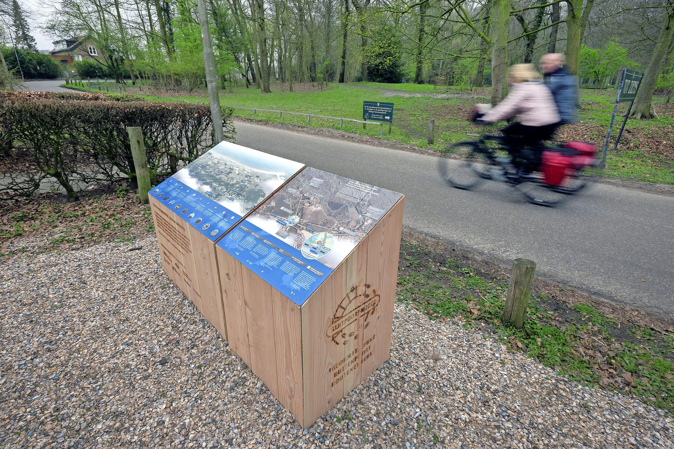 Station Santpoort-Noord blijft toegangspoort tot duinen, maar verliest titel Buitenpoort omdat er geen geld is voor opknapbeurt