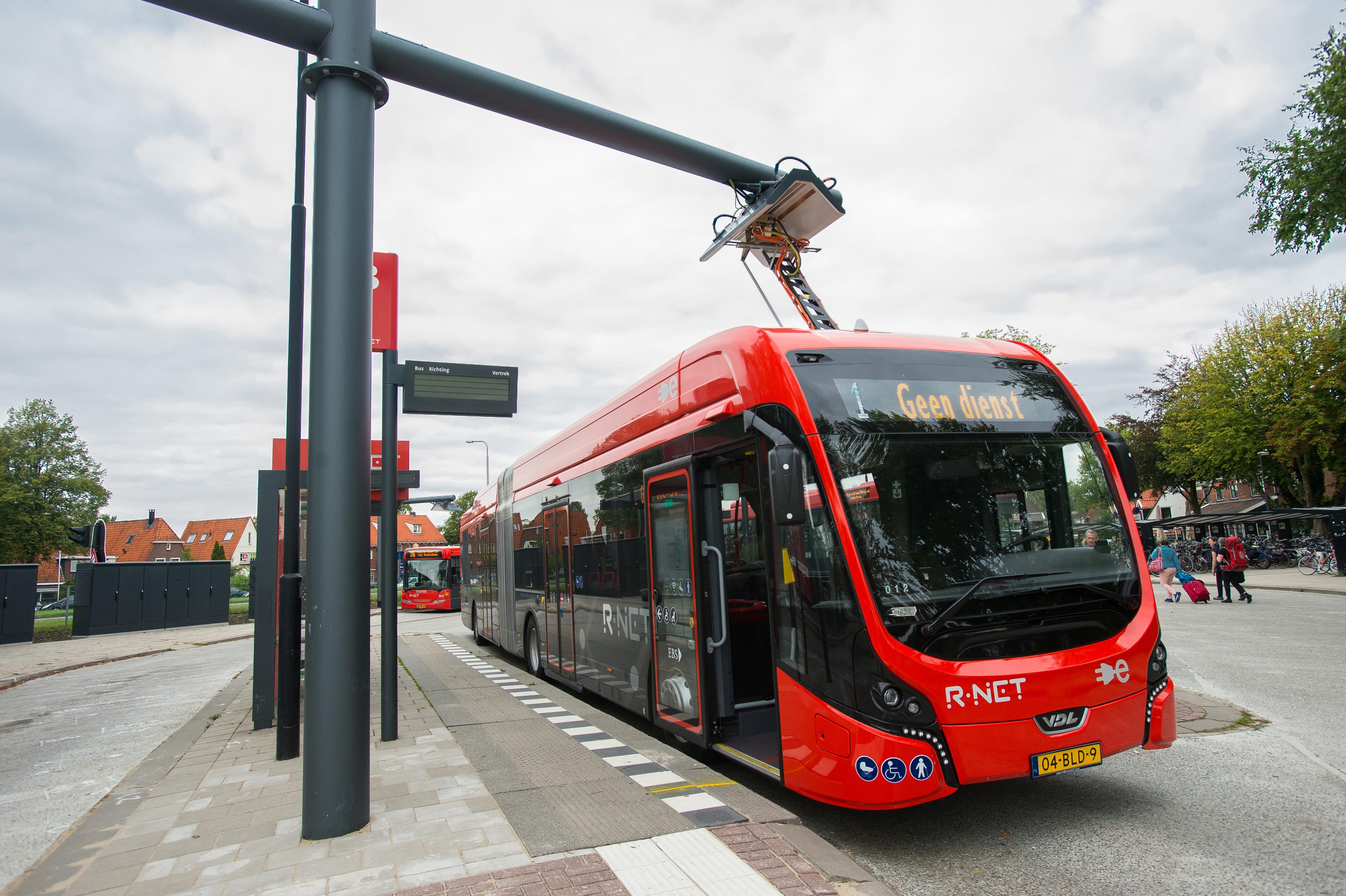 Vervoerregio koopt nu zelf maar elektrische bussen, ook voor Zaanstreek-Waterland