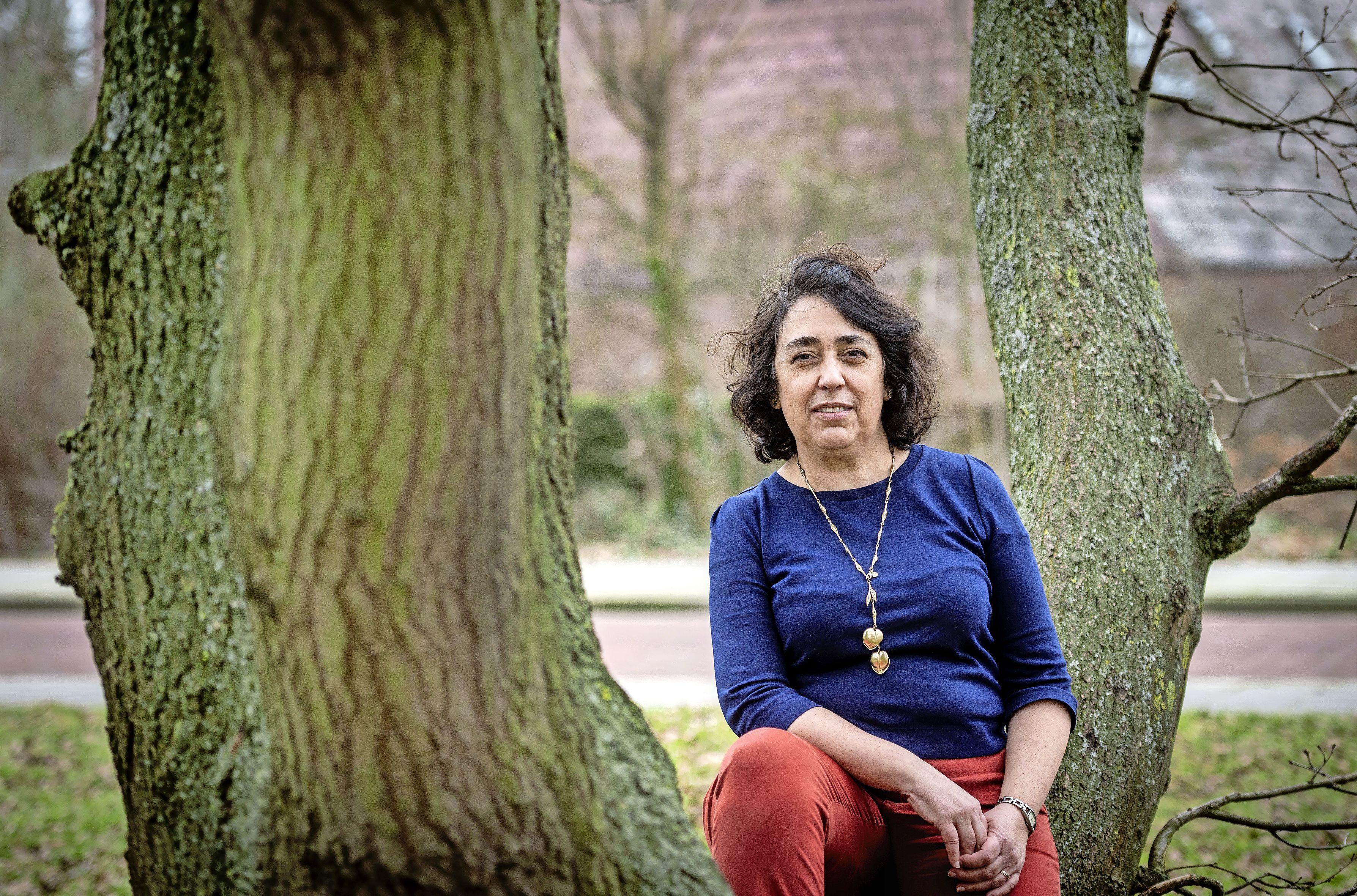 'Ik wil een stem zijn voor anderen', zegt de IJmuidense Teresa Marcos, nummer 66 voor D66 voor de kandidatenlijst voor de Tweede Kamer