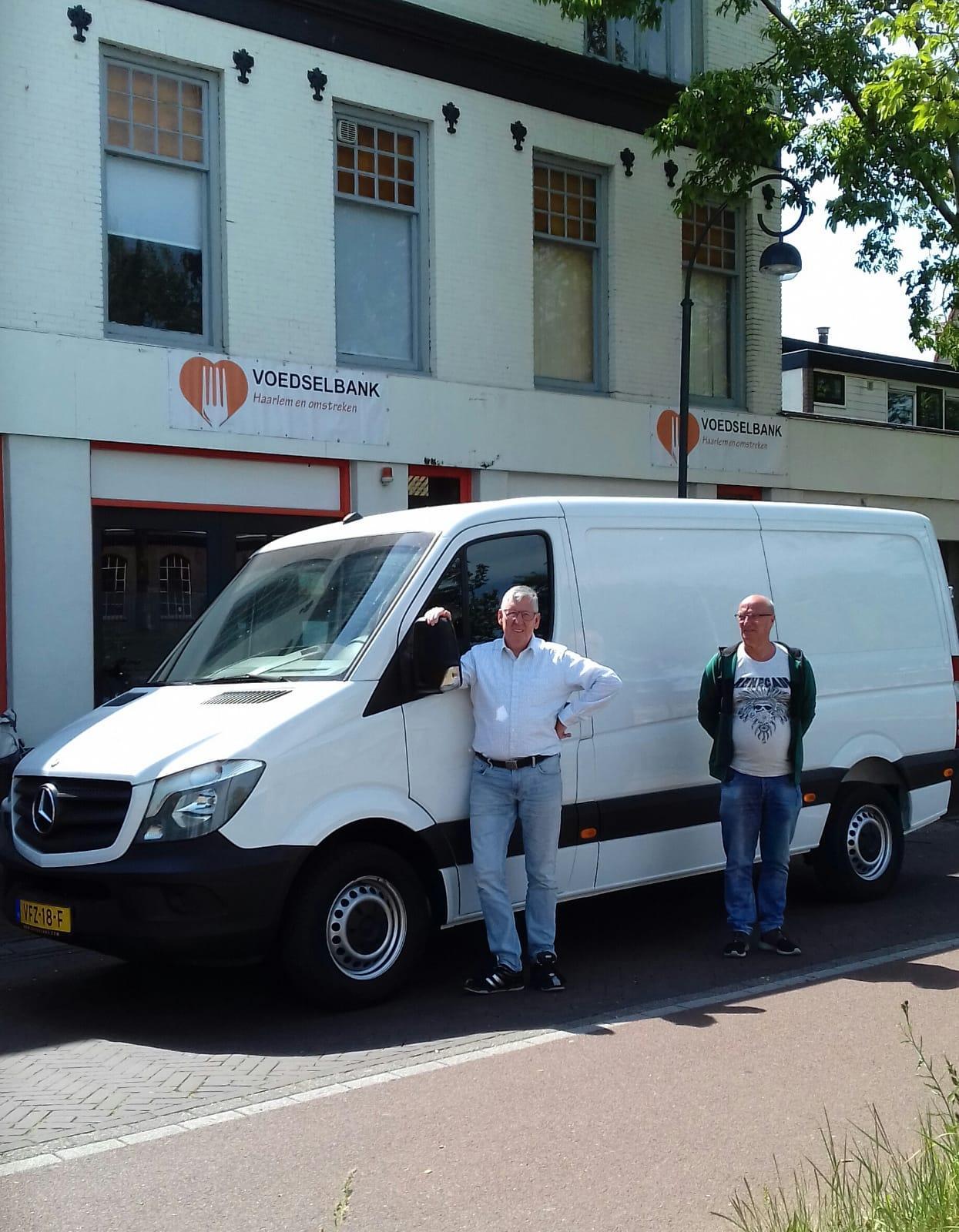Voedselbank Haarlem en omstreken bedolven onder donaties sinds uitbreken coronacrisis