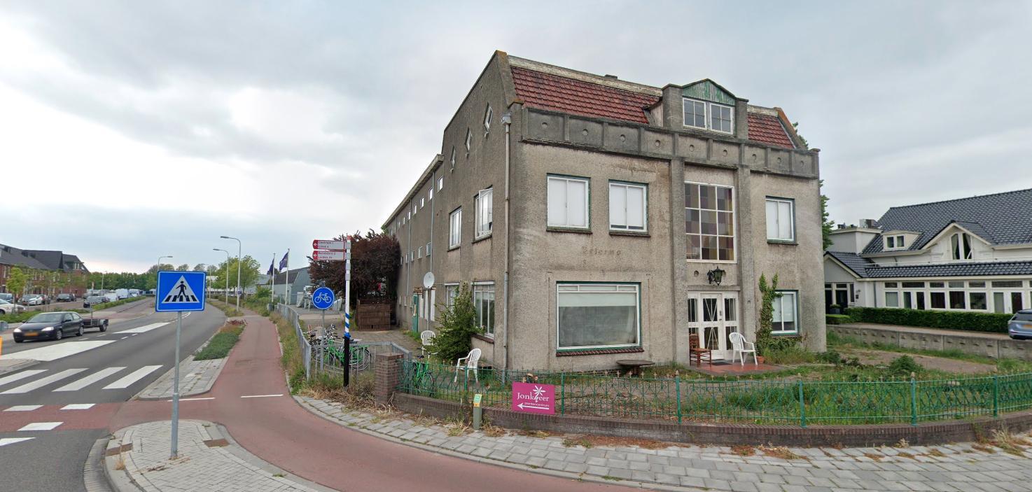 Oud bollenbedrijf aan Hillegomse Weeresteinstraat maakt plaats voor appartementen arbeidsmigranten