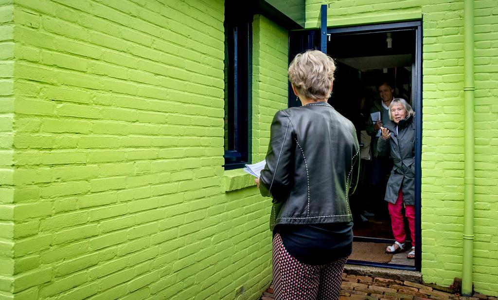 Moet appelgroene woning in Den Helder worden overgeschilderd? Raad van State doet uitspraak