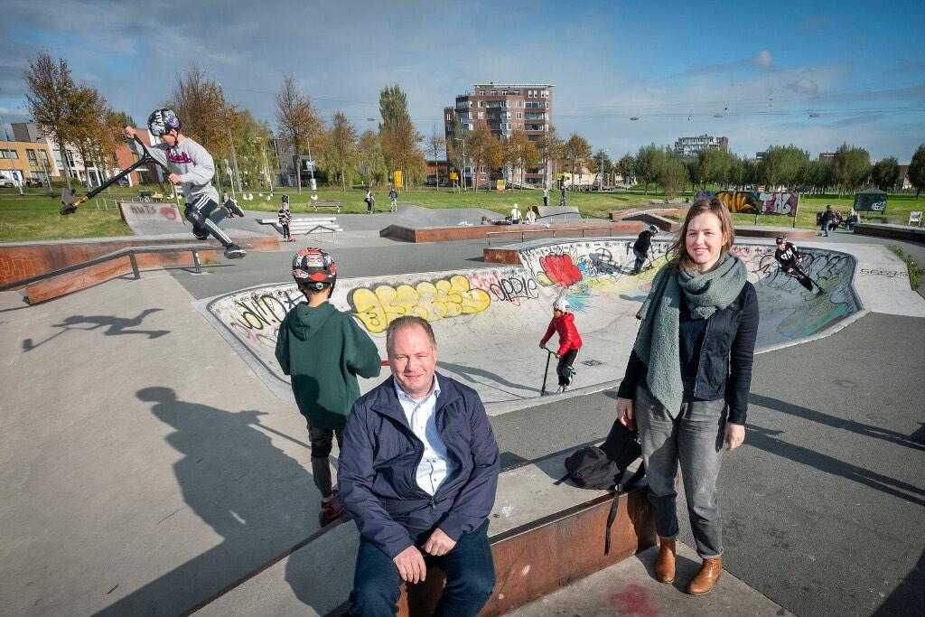 Floriande bestaat 20 jaar: blije mensen in de grootste woonwijk van Haarlemmermeer