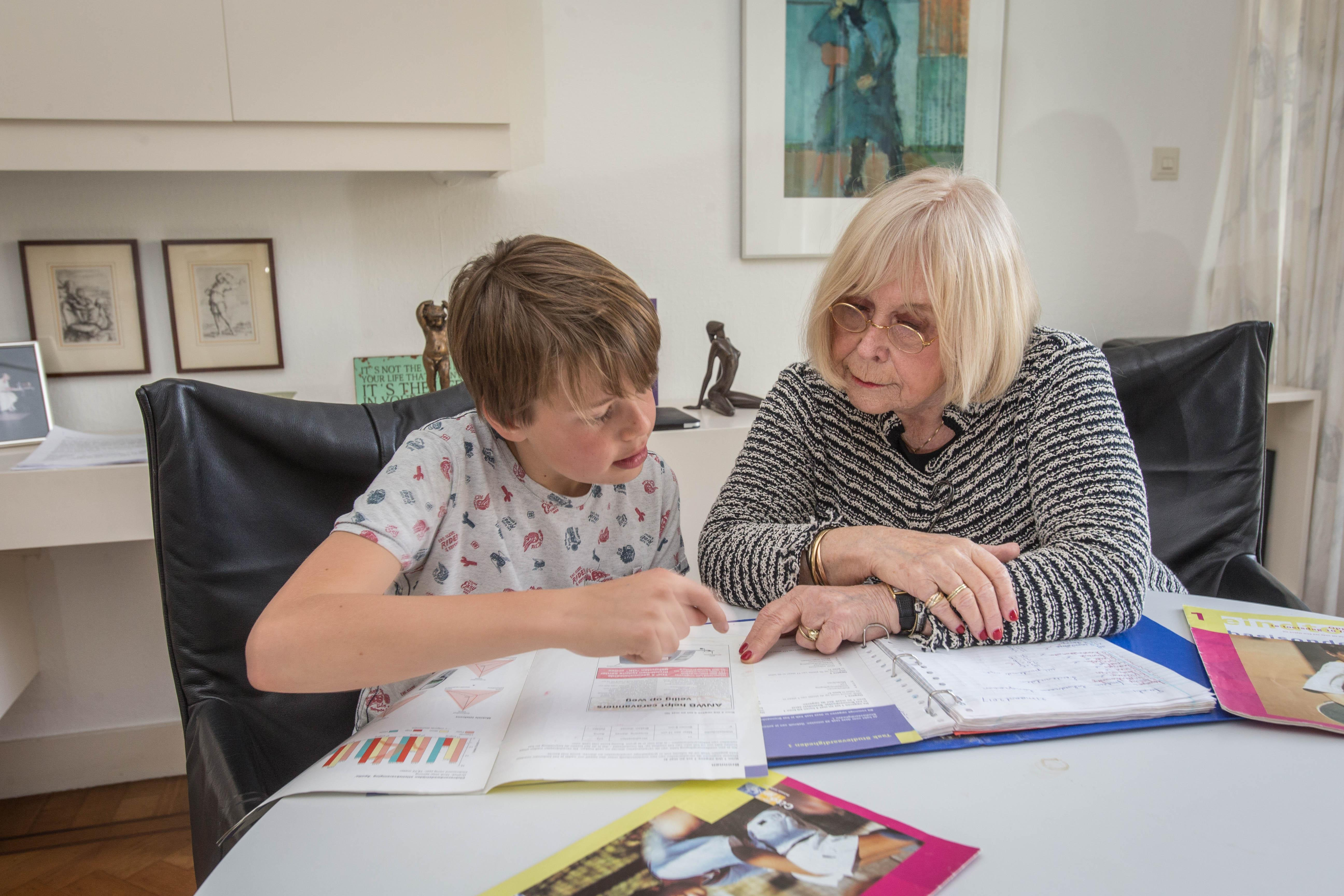 'Kinderen leren lezen is allerbelangrijkste'