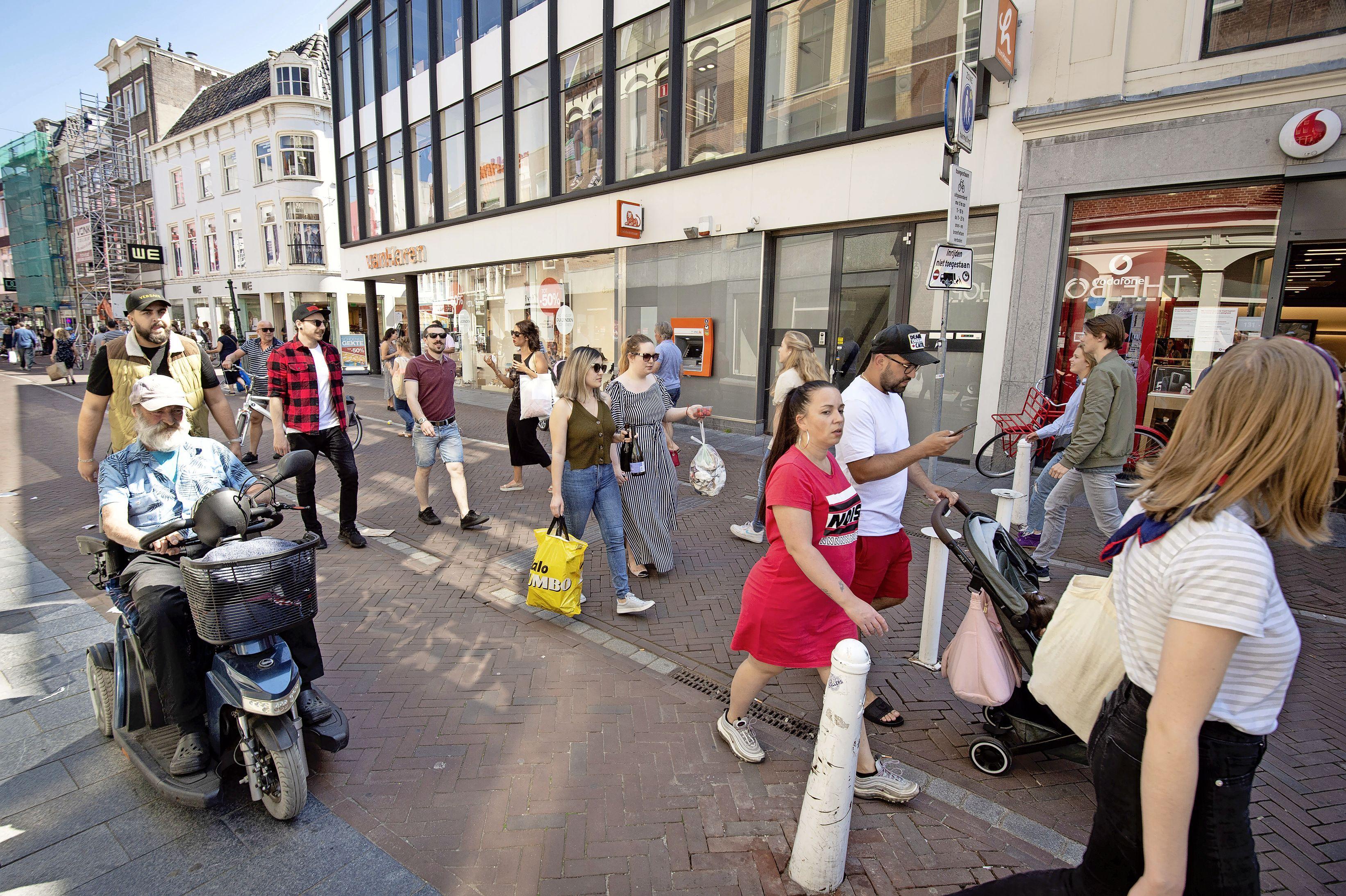 Campagne moet stimuleren om meer te kopen in Leiden: 'De stad die iedereen zo leuk vindt, willen we ook zo leuk houden'