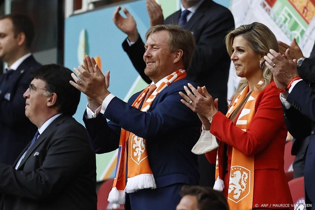 Kamer wil geen koning of minister bij wedstrijd Oranje in Bakoe