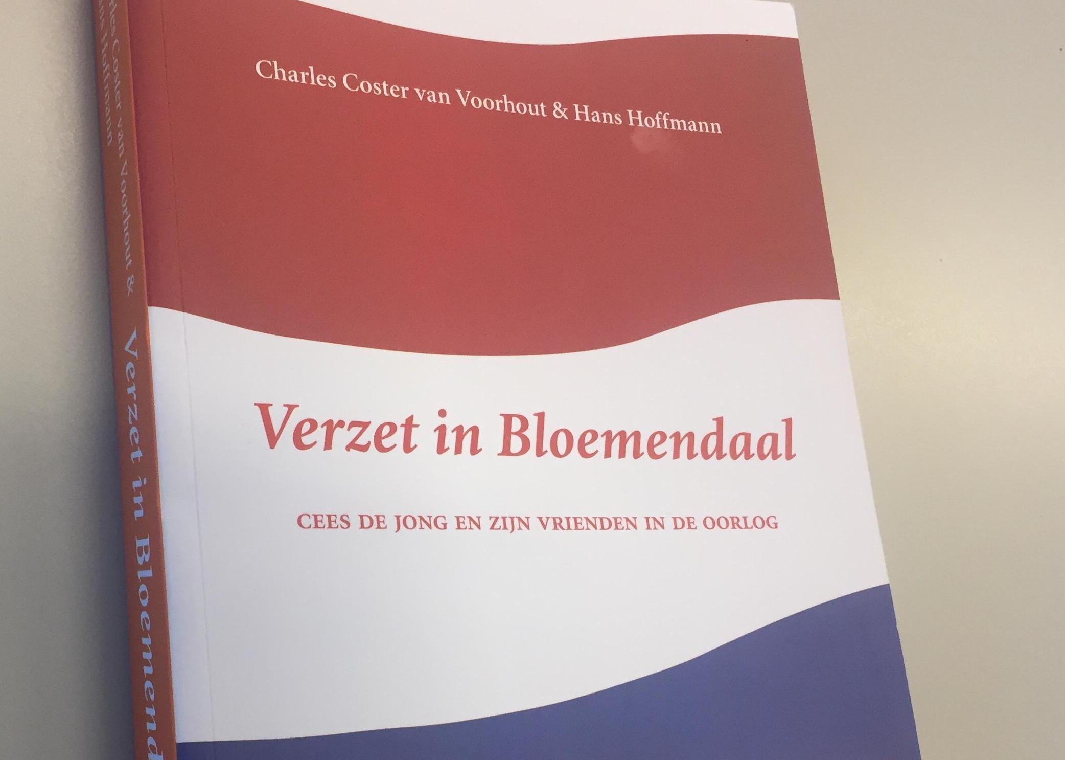 Bloemendalers krijgen gratis nieuw te verschijnen boek 'Verzet in Bloemendaal'