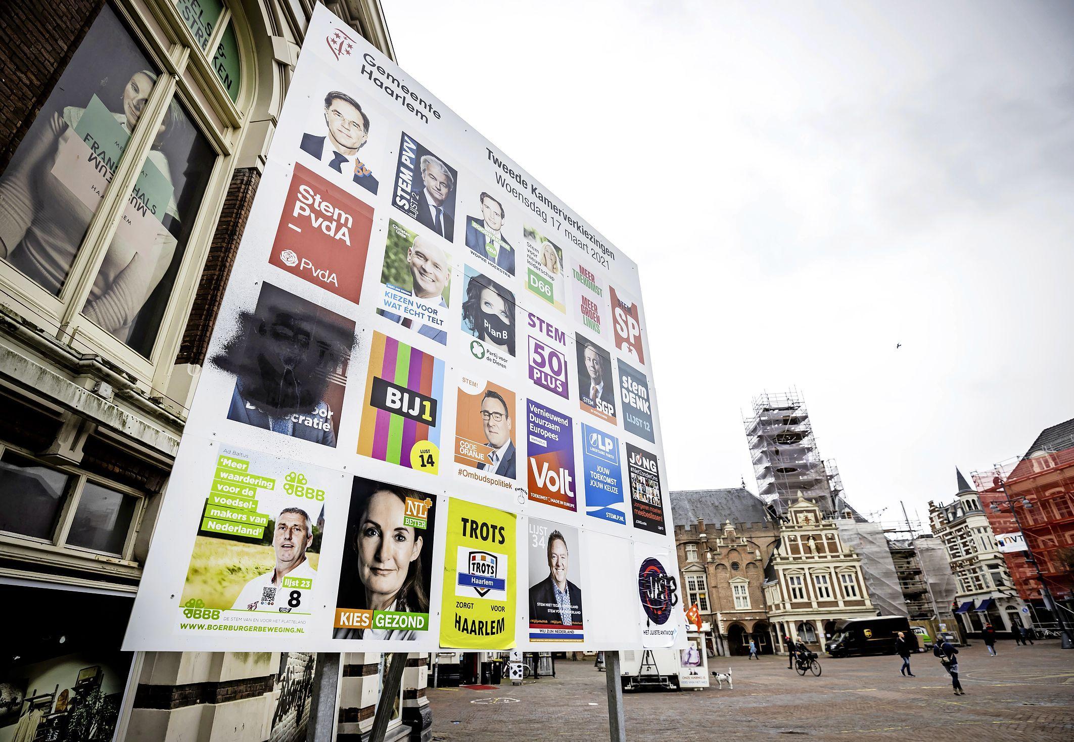 'Supergaaf', 'teleurgesteld' en 'rotuitslag': zo reageren Haarlemse partijen op de resultaten van de Tweede Kamerverkiezingen