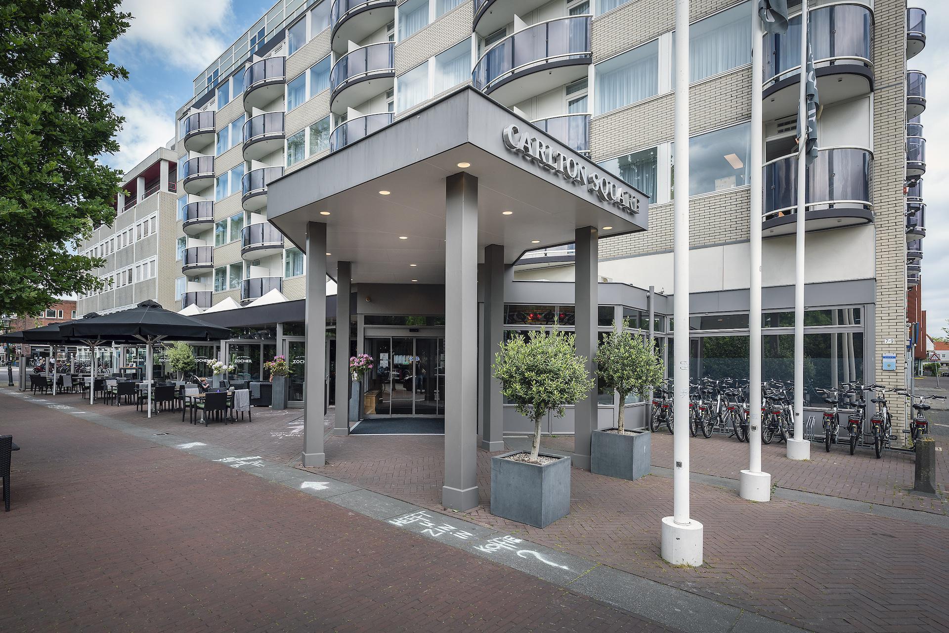 Geen richtingsgevoel, dus spoorzoeken in groot hotel | column