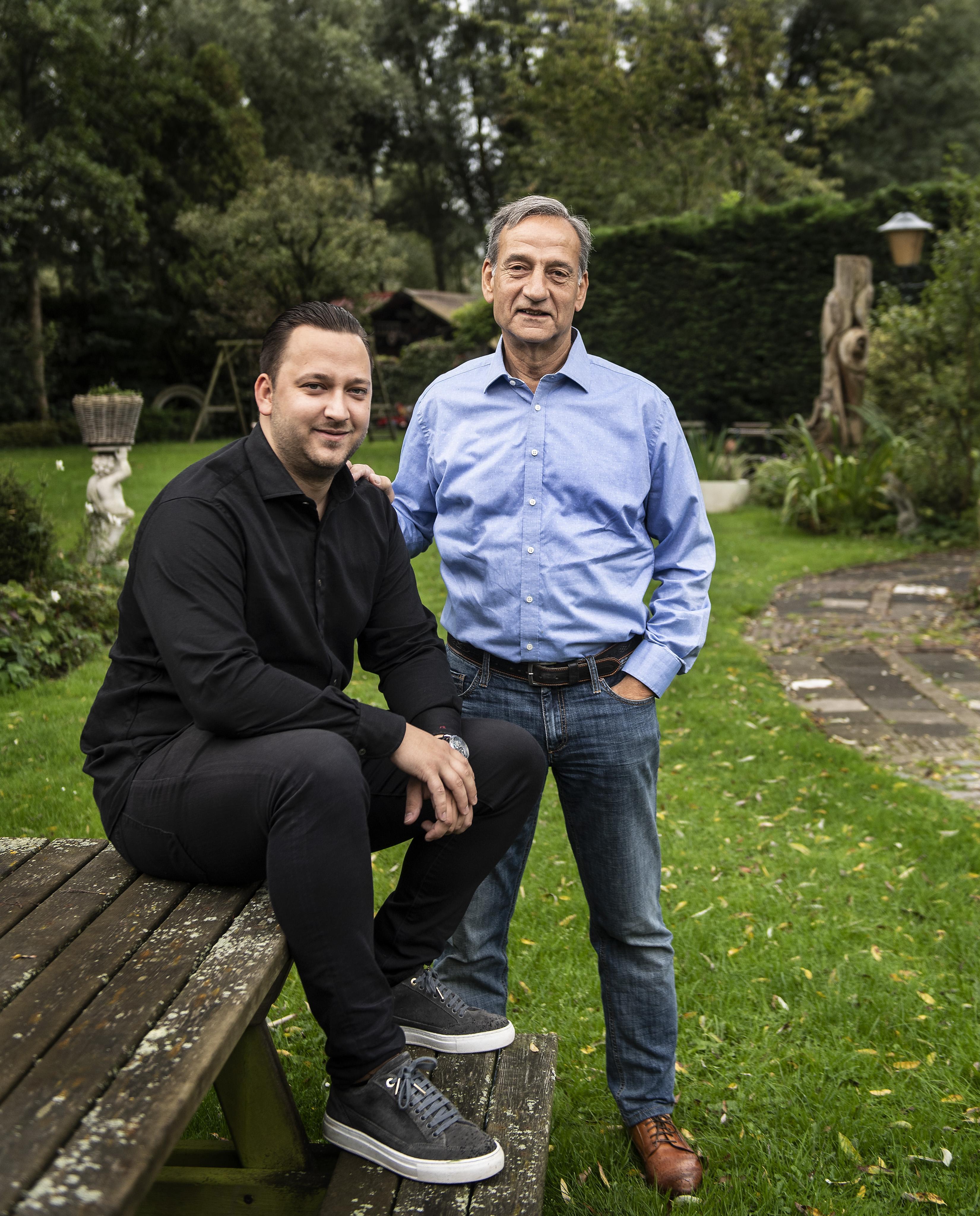Frans Richter draagt squashimperium over aan zoon Job: Ondernemer zonder concessies