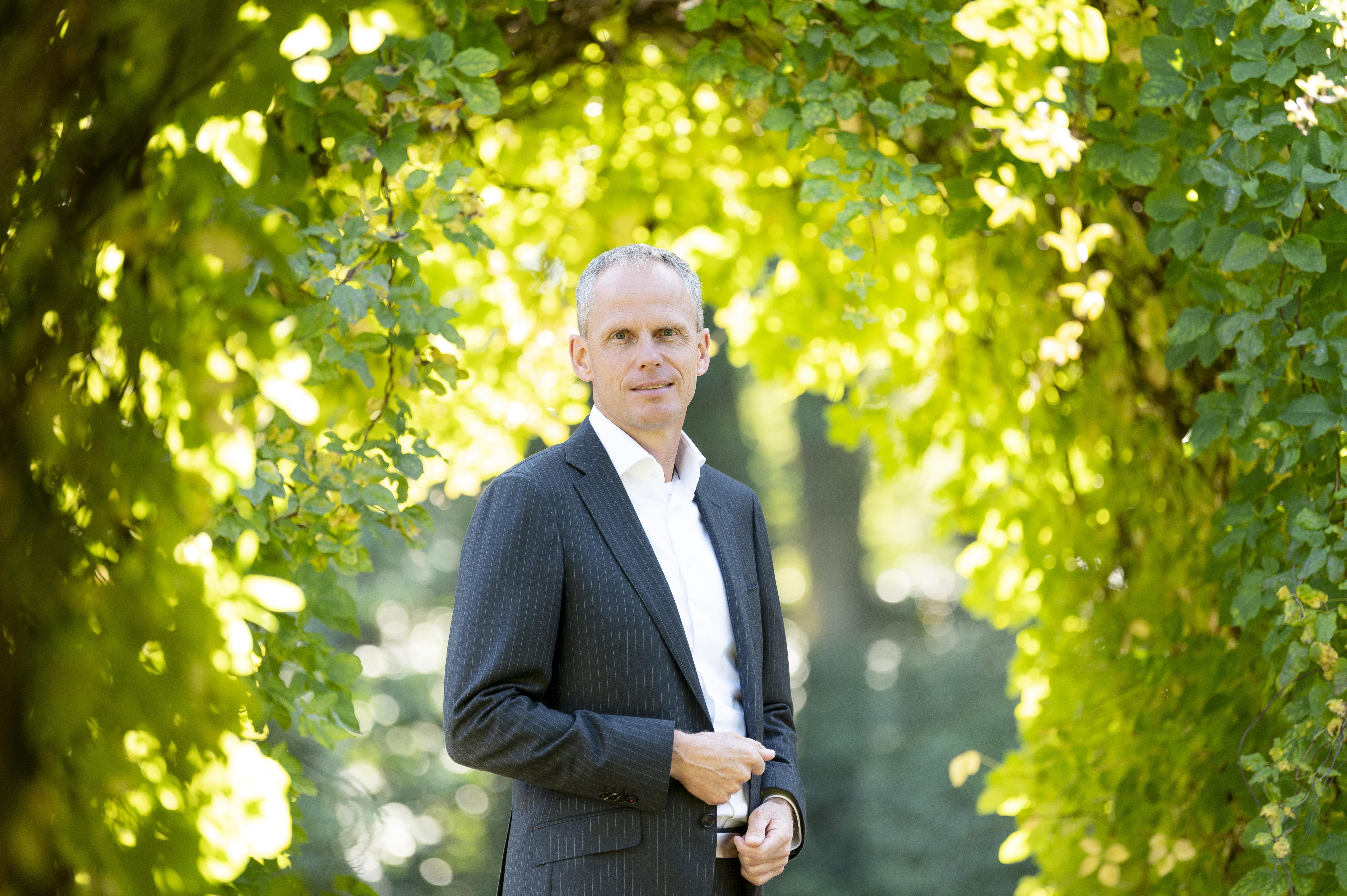 Directeur Bart Siemerink ziet Keukenhof weer opbloeien: 'Niet minder populair en bloemen niet minder mooi'