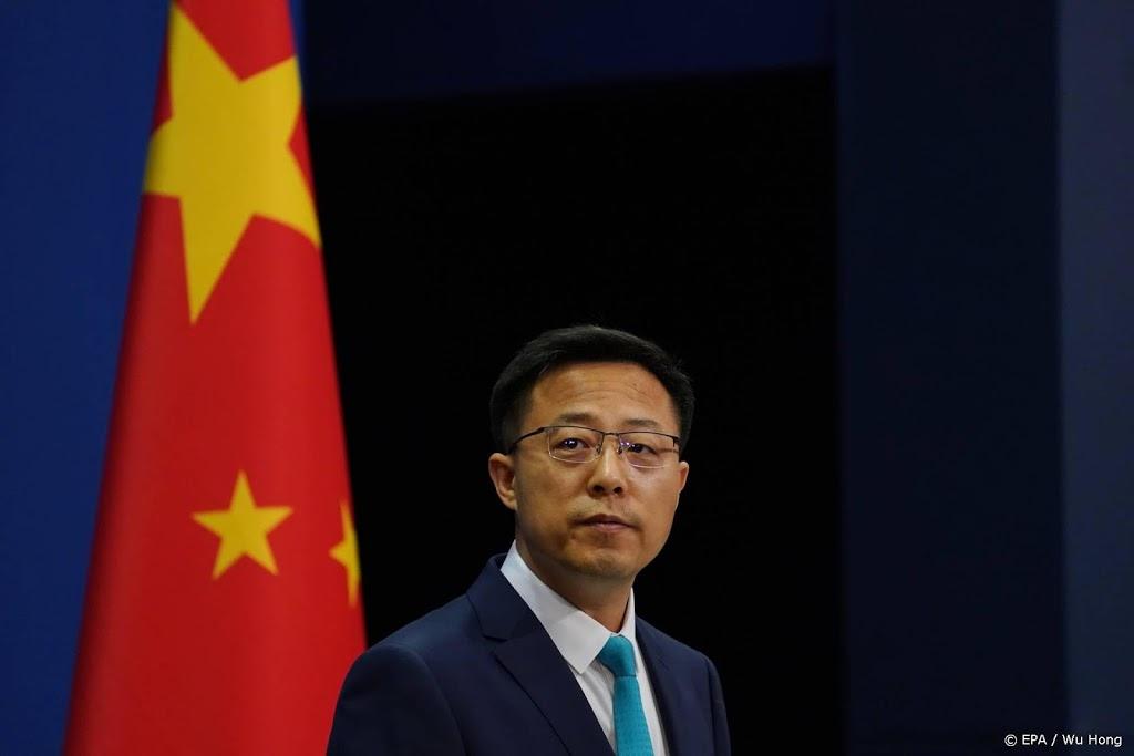 China stelt sancties in tegen Amerikaanse bedrijven