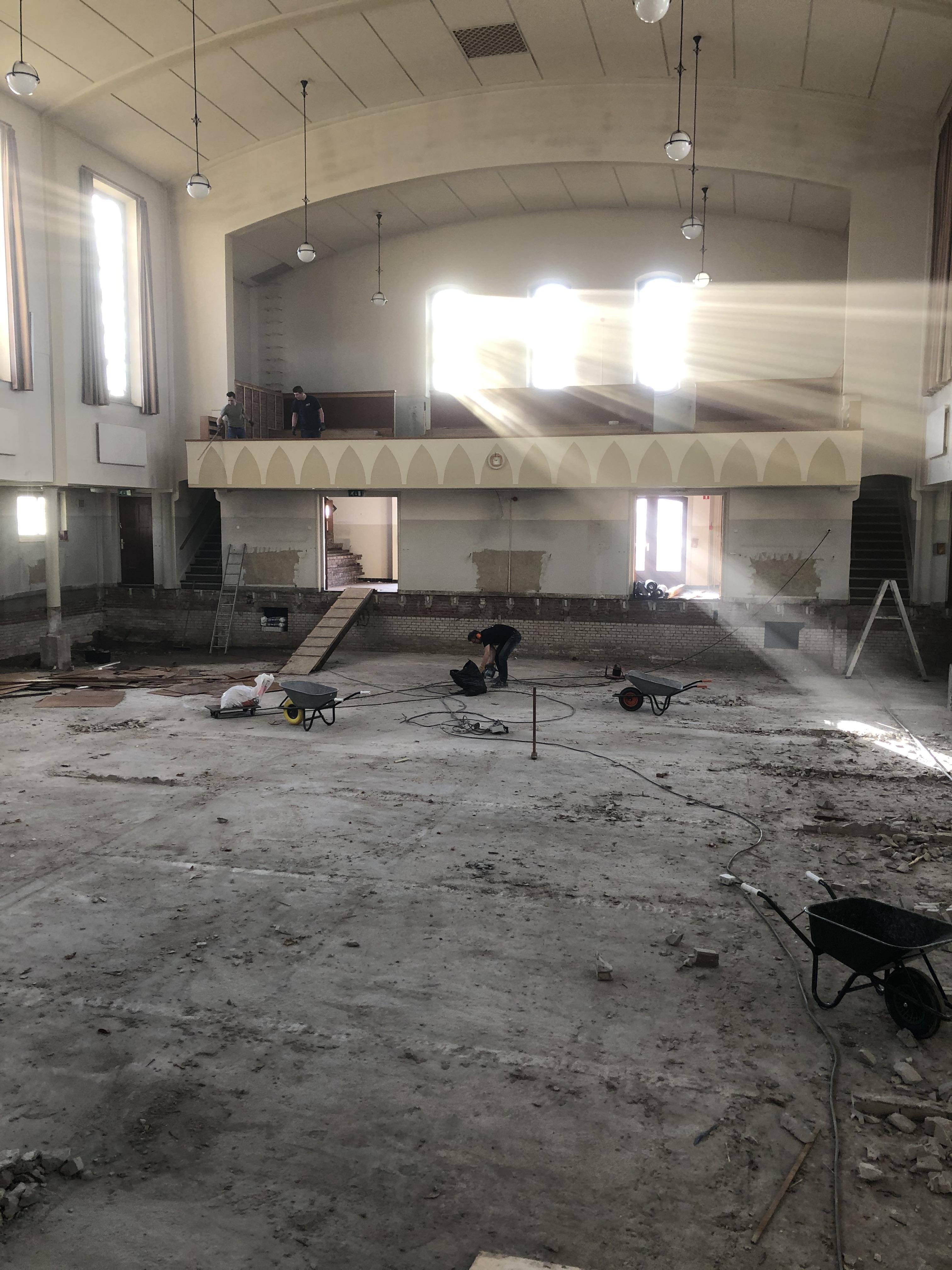 Nieuwe eigenaar Maranathakerk mag van gemeente tot nader order niets slopen: 'Ik ben me van geen kwaad bewust'
