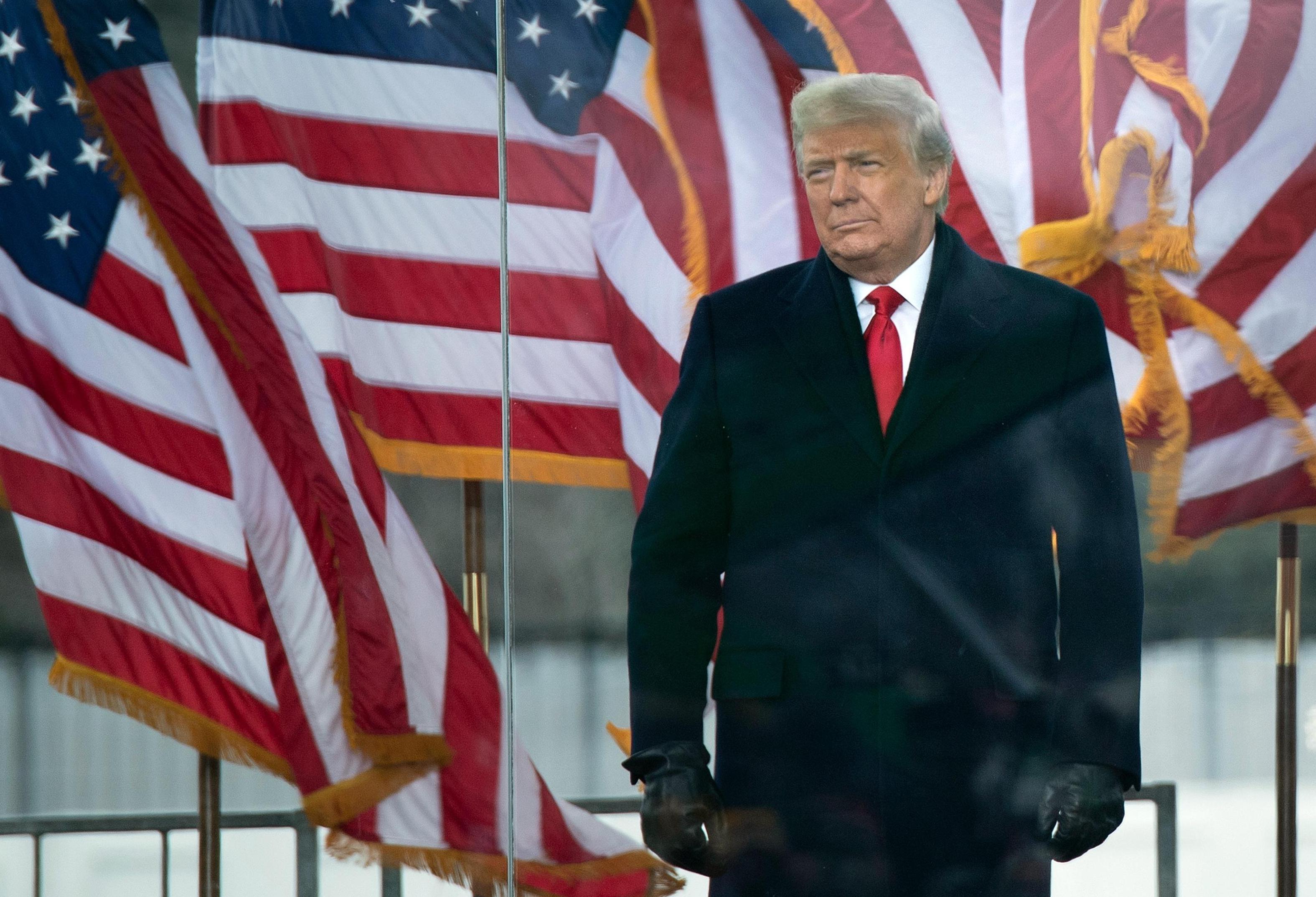 Twitter en Trump: van sprookjeshuwelijk naar vechtscheiding | Commentaar