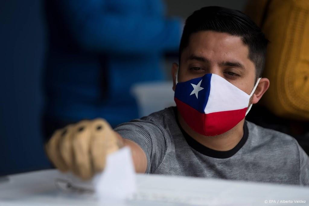 Ruime meerderheid in Chili wil Pinochets grondwet wijzigen
