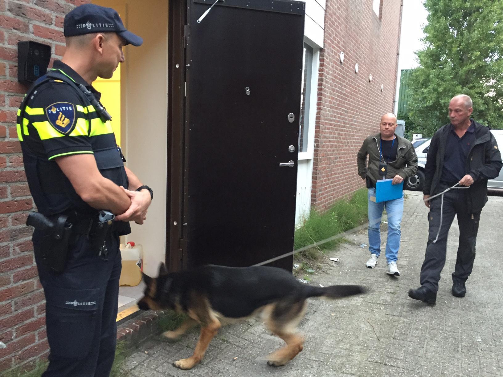 Drie mensen opgepakt in groot onderzoek naar drugs in Leiden
